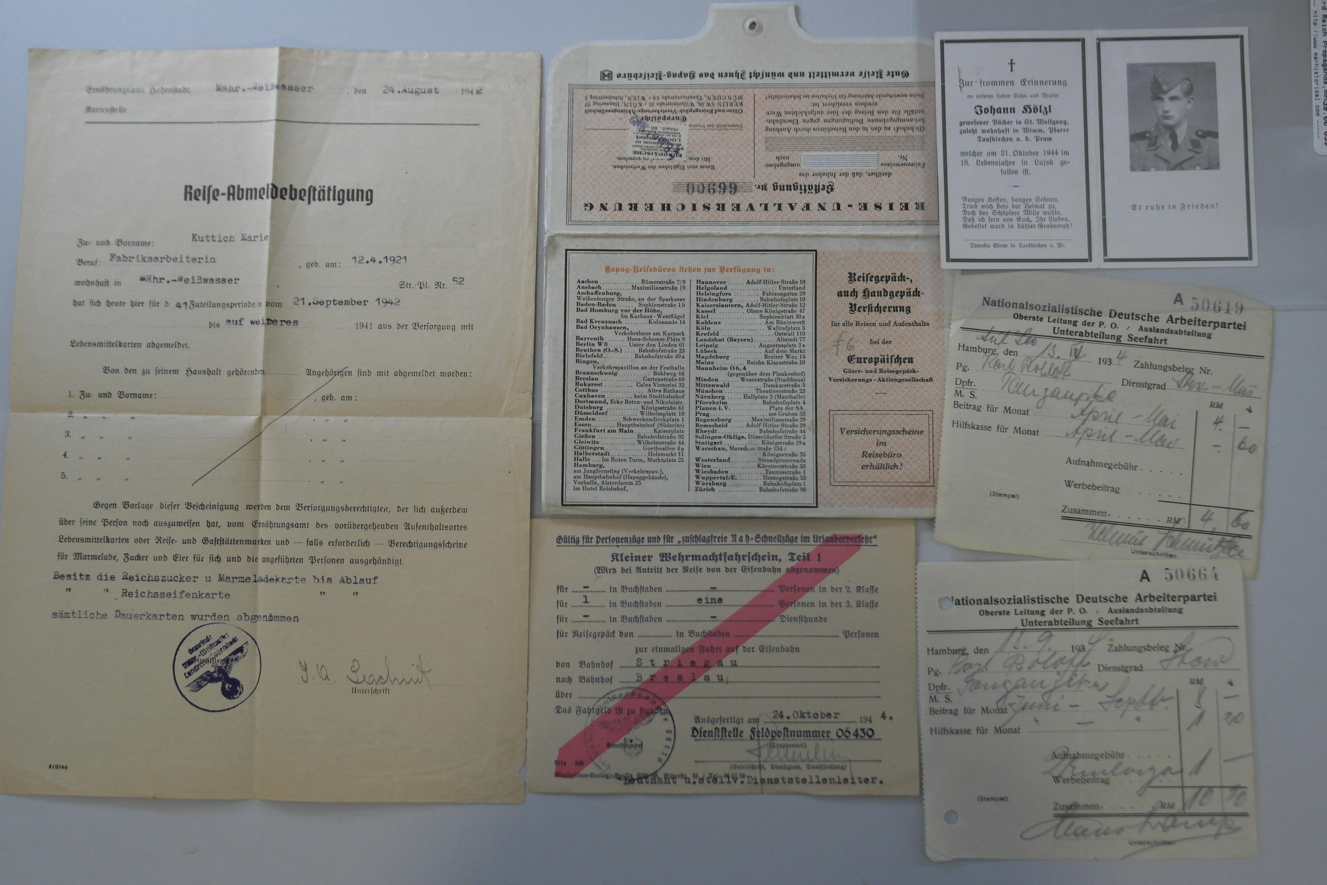 Lot 36707 - Deutsches Reich - 3. Reich  -  Auktionshaus Christoph Gärtner GmbH & Co. KG Sale #44 Collections Germany