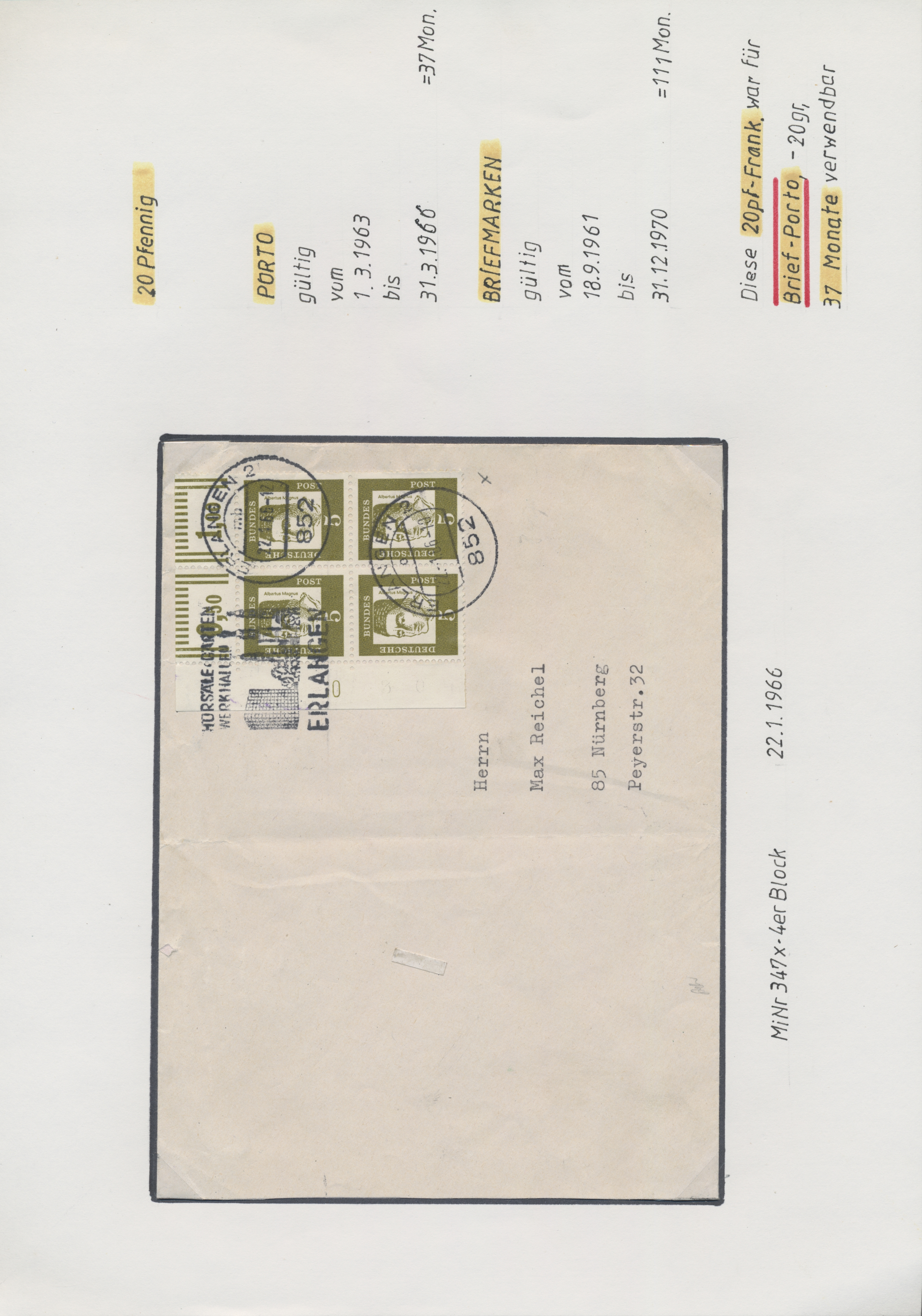 Lot 37551 - bundesrepublik deutschland  -  Auktionshaus Christoph Gärtner GmbH & Co. KG Sale #44 Collections Germany
