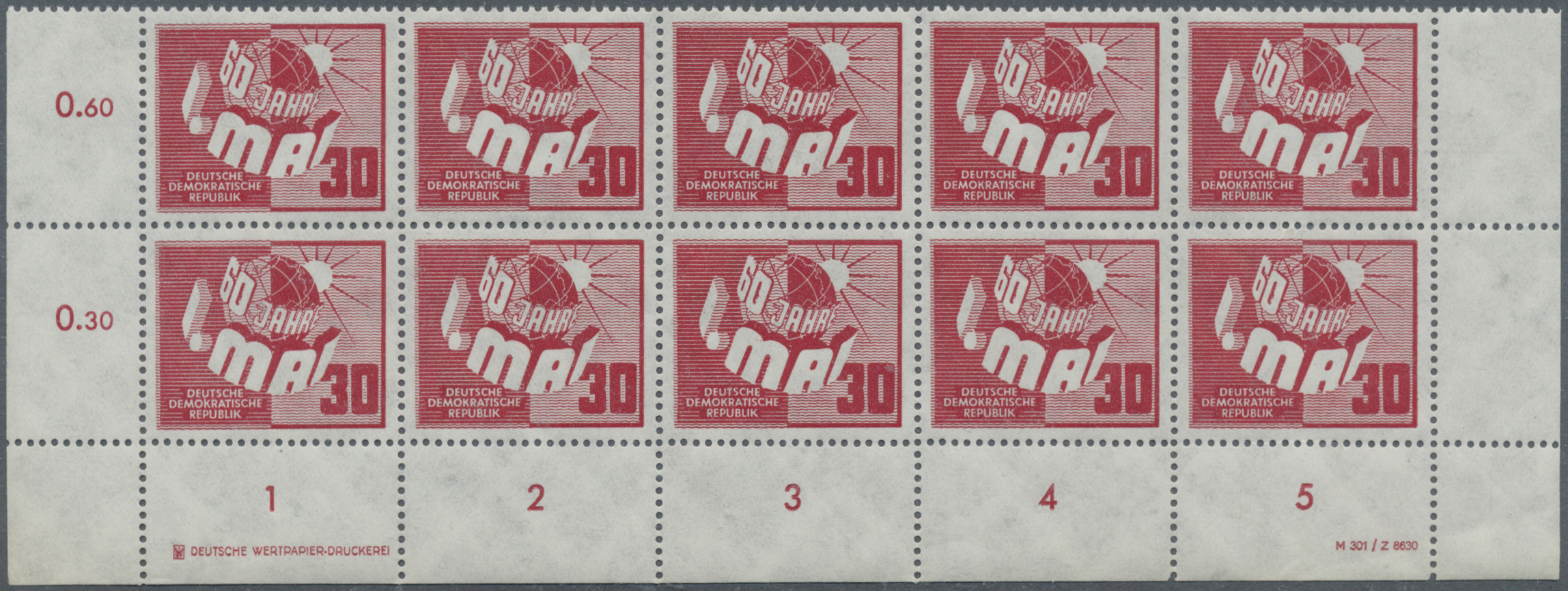 Lot 20186 - ddr  -  Auktionshaus Christoph Gärtner GmbH & Co. KG Auction #40 Germany, Picture Post Cards, Collections Overseas, Thematics