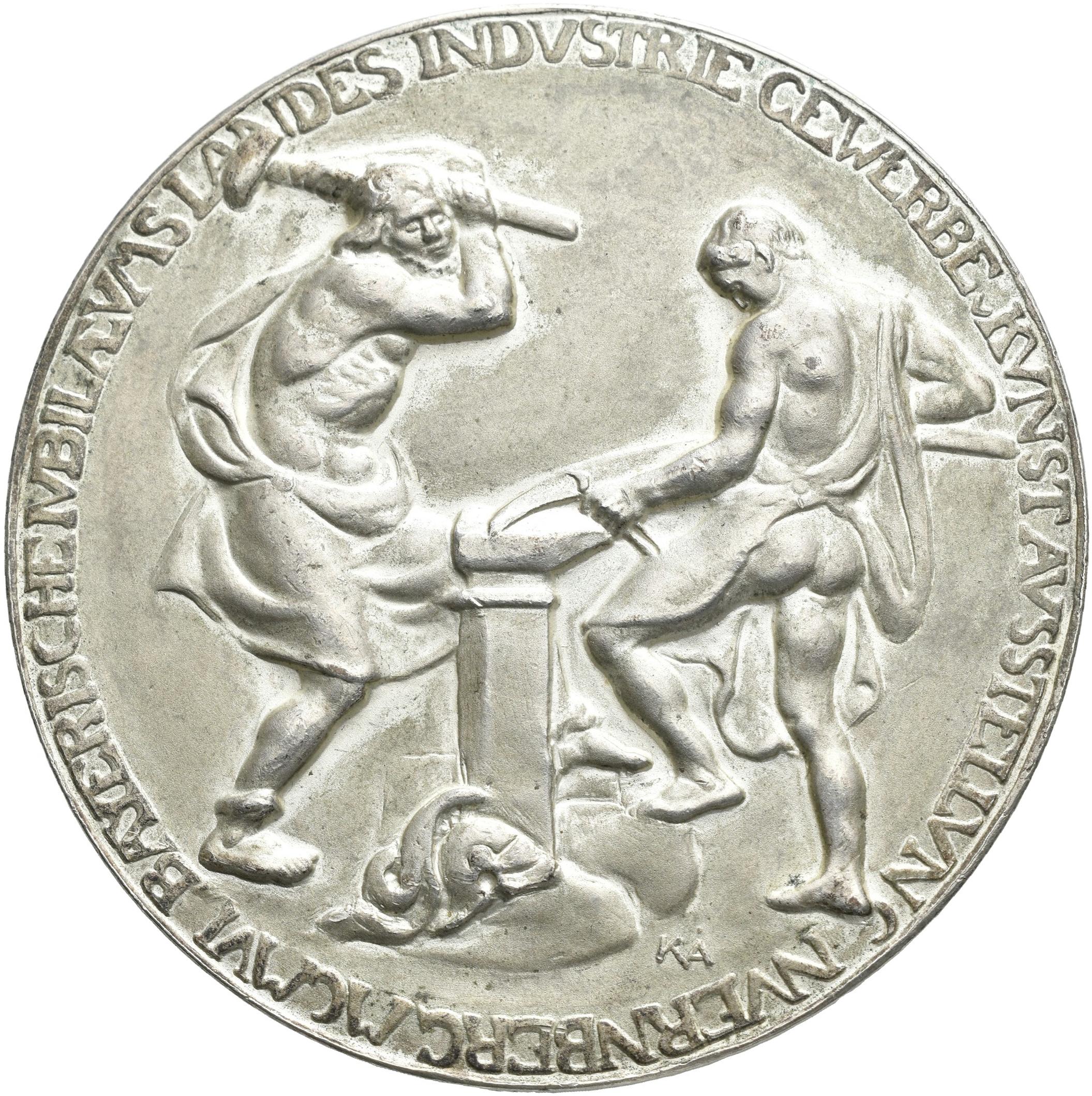 Lot 01516 - Medaillen Deutschland - Geographisch   Münzen  -  Auktionshaus Christoph Gärtner GmbH & Co. KG 51th Auction - Day 1