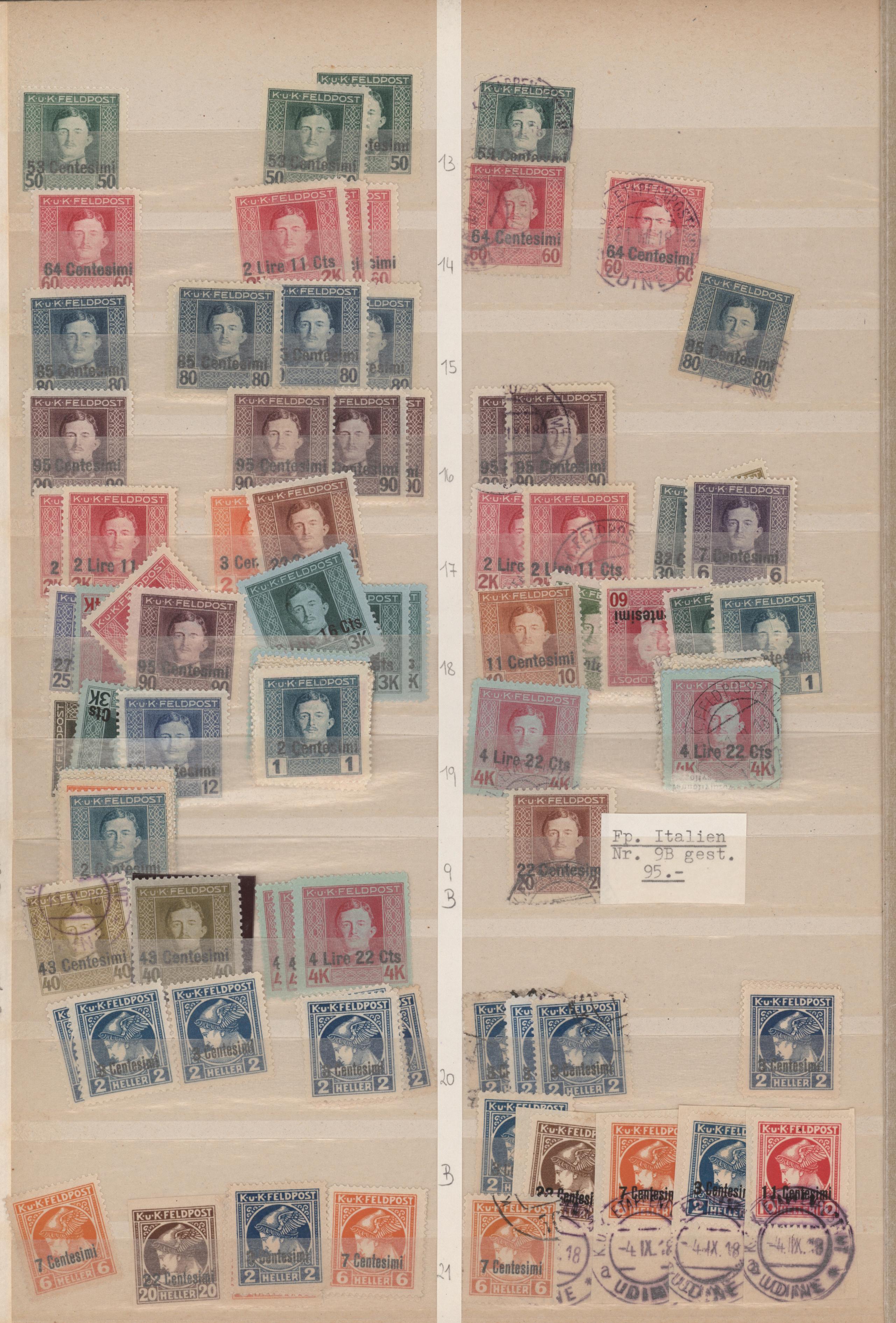 Lot 24992 - Österreich - Nebengebiete  -  Auktionshaus Christoph Gärtner GmbH & Co. KG Sale #46 Collections Worldwide