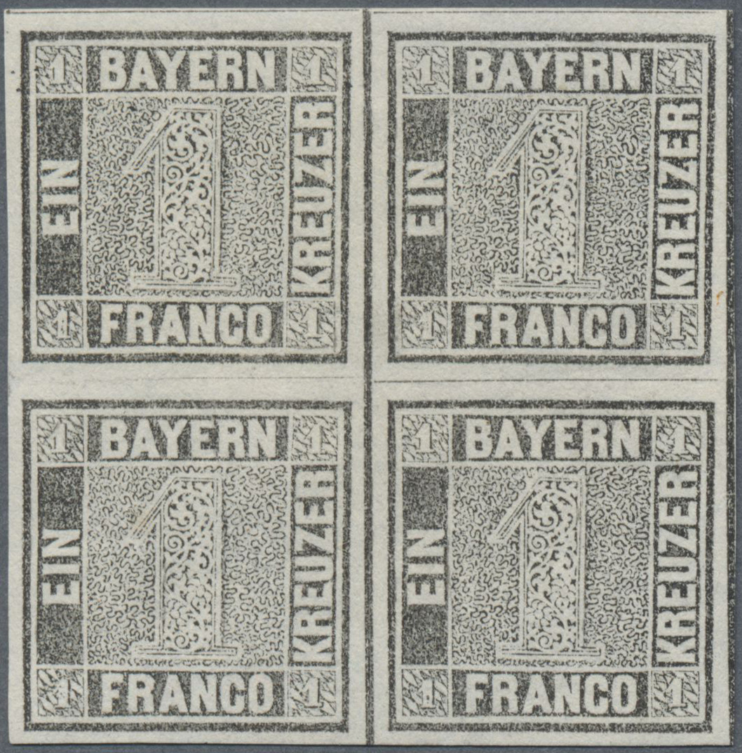 Lot 20091 - Bayern - Marken und Briefe  -  Auktionshaus Christoph Gärtner GmbH & Co. KG Single lots Germany + Picture Postcards. Auction #39 Day 5