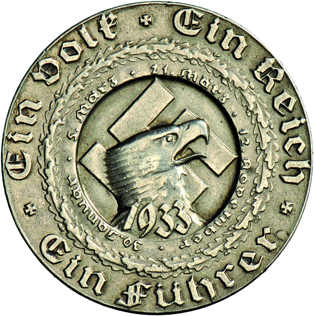 Lot 4578 - Medaillen Deutschland   Münzen  -  Auktionshaus Christoph Gärtner GmbH & Co. KG Banknotes & Coins Auction #39 Day 2