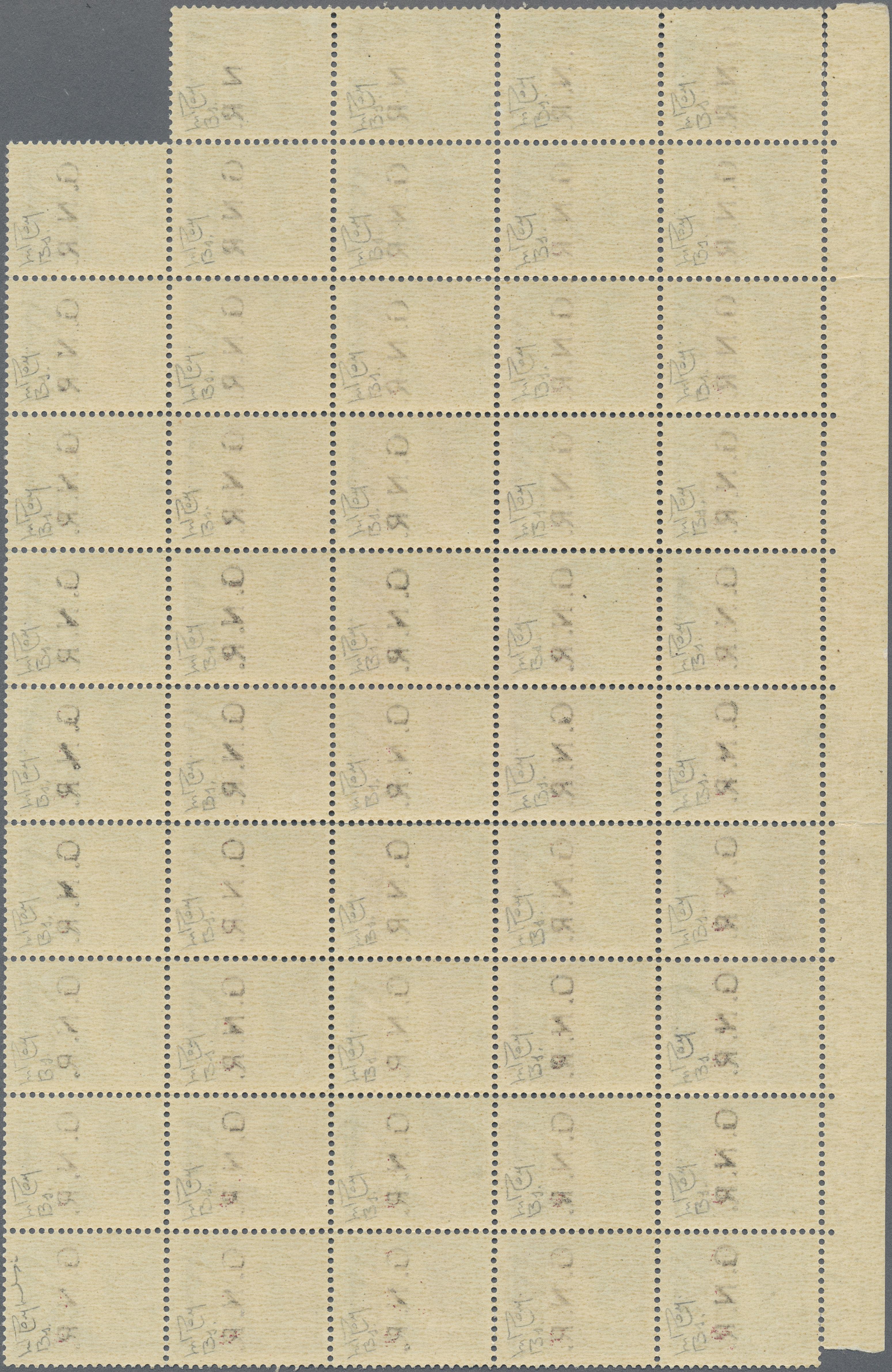 Lot 14244 - Italien - Militärpostmarken: Nationalgarde  -  Auktionshaus Christoph Gärtner GmbH & Co. KG Sale #47 Single lots: Asia, Thematics, Overseas, Europe