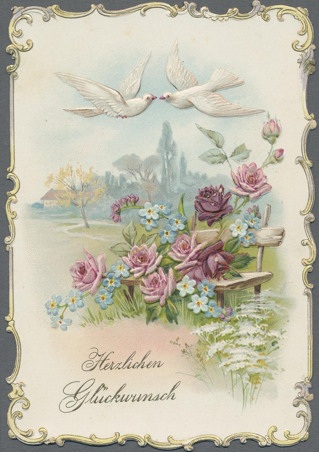 Lot 27682 - Varia (im Ansichtskartenkatalog)  -  Auktionshaus Christoph Gärtner GmbH & Co. KG Sale #44 Germany, Picture Post cards