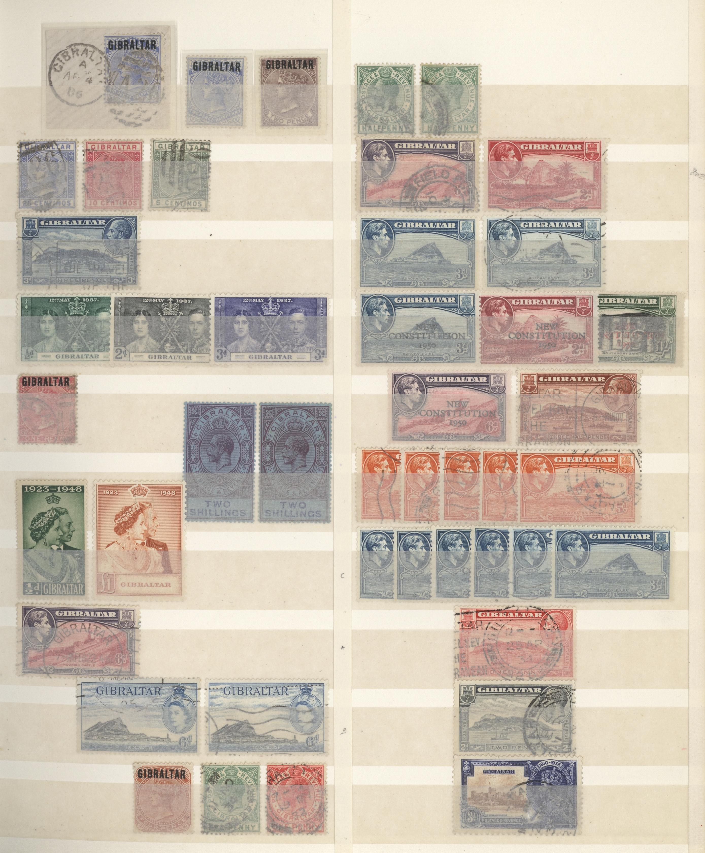 Lot 15087 - britische kolonien  -  Auktionshaus Christoph Gärtner GmbH & Co. KG Sale #48 collections Overseas  Airmail / Ship mail & Thematics