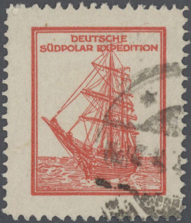 Lot 11016 - thematik: antarktis / antarctic  -  Auktionshaus Christoph Gärtner GmbH & Co. KG Single lots Philately Overseas & Europe. Auction #39 Day 4
