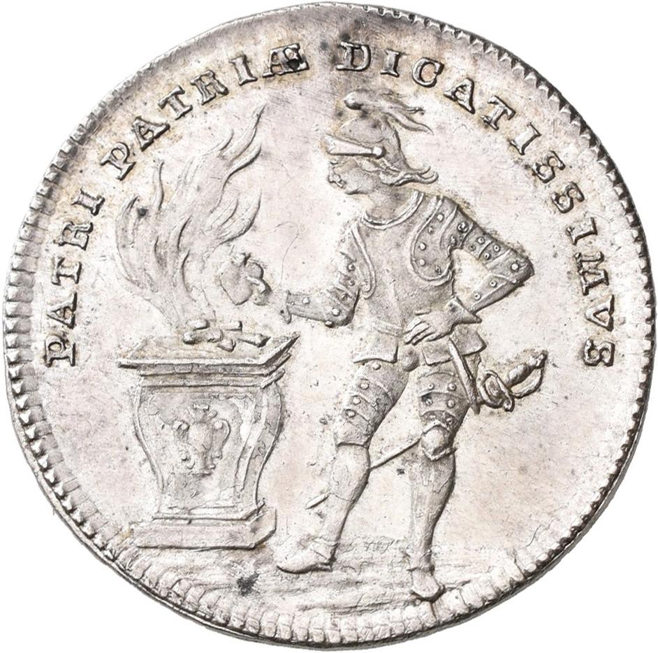 Lot 04448 - Altdeutschland und RDR bis 1800 | Münzen  -  Auktionshaus Christoph Gärtner GmbH & Co. KG Sale #45 Banknotes Germany/Numismatics