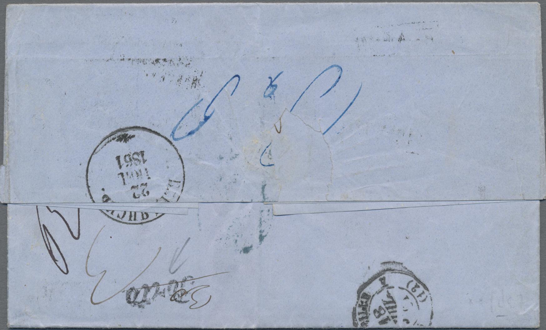 Lot 04721 - Russland - Vorphila   Markenlose Briefe  -  Auktionshaus Christoph Gärtner GmbH & Co. KG 51th Auction - Day 2