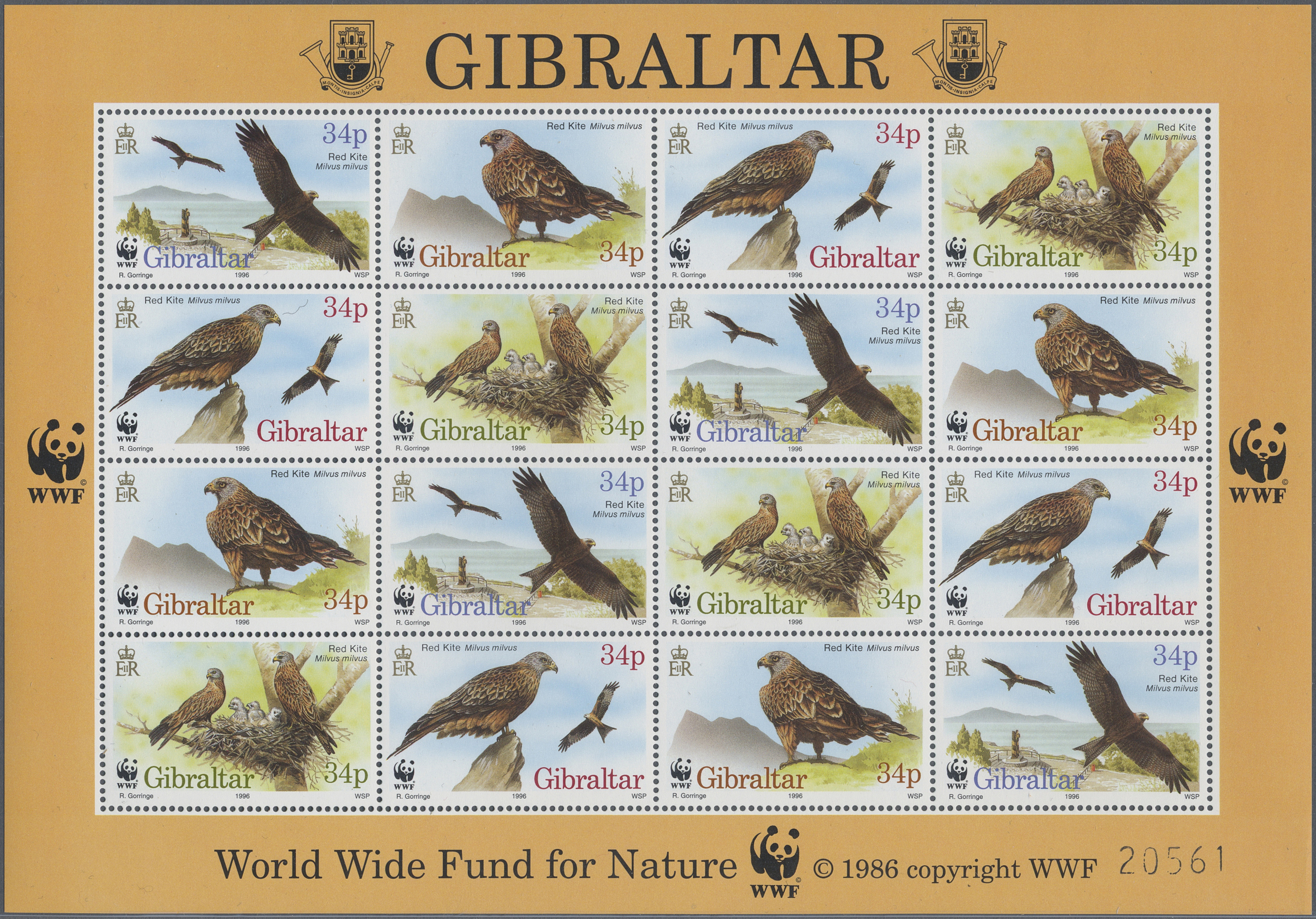 Lot 01805 - Gibraltar  -  Auktionshaus Christoph Gärtner GmbH & Co. KG Special Auction 26.- 28. May 2020 Day 2 Collections Part 2