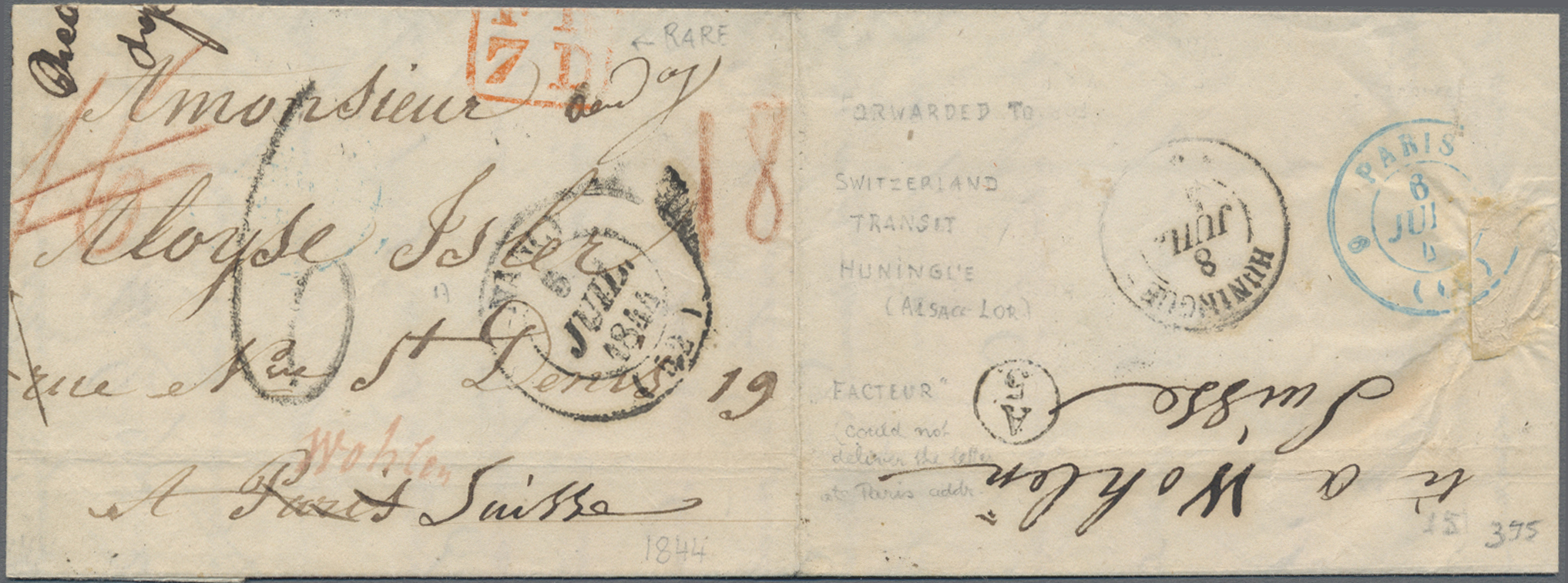 Lot 19677 - nachlässe  -  Auktionshaus Christoph Gärtner GmbH & Co. KG Sale #48 Estates, supplement Germany before & after 1945