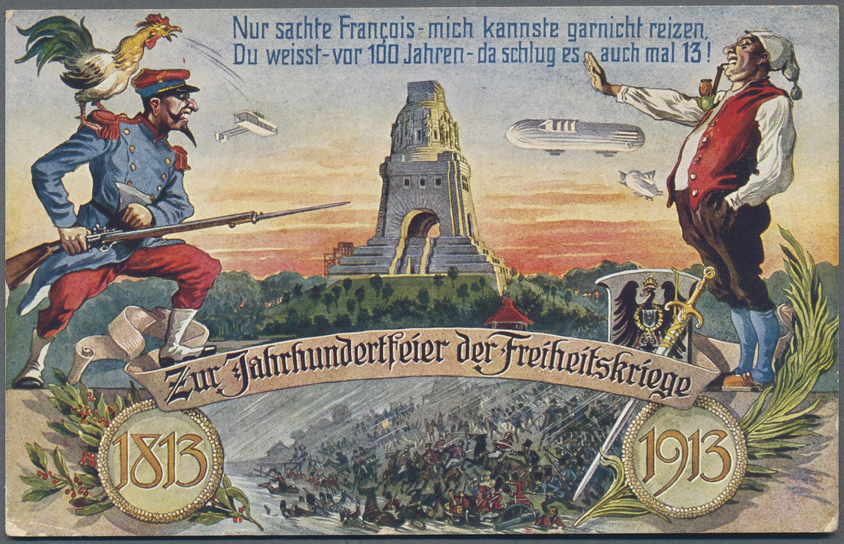 Lot 03501 - ansichtskarten: politik / politics  -  Auktionshaus Christoph Gärtner GmbH & Co. KG Sale #48 The Coins & The Picture Post Cards