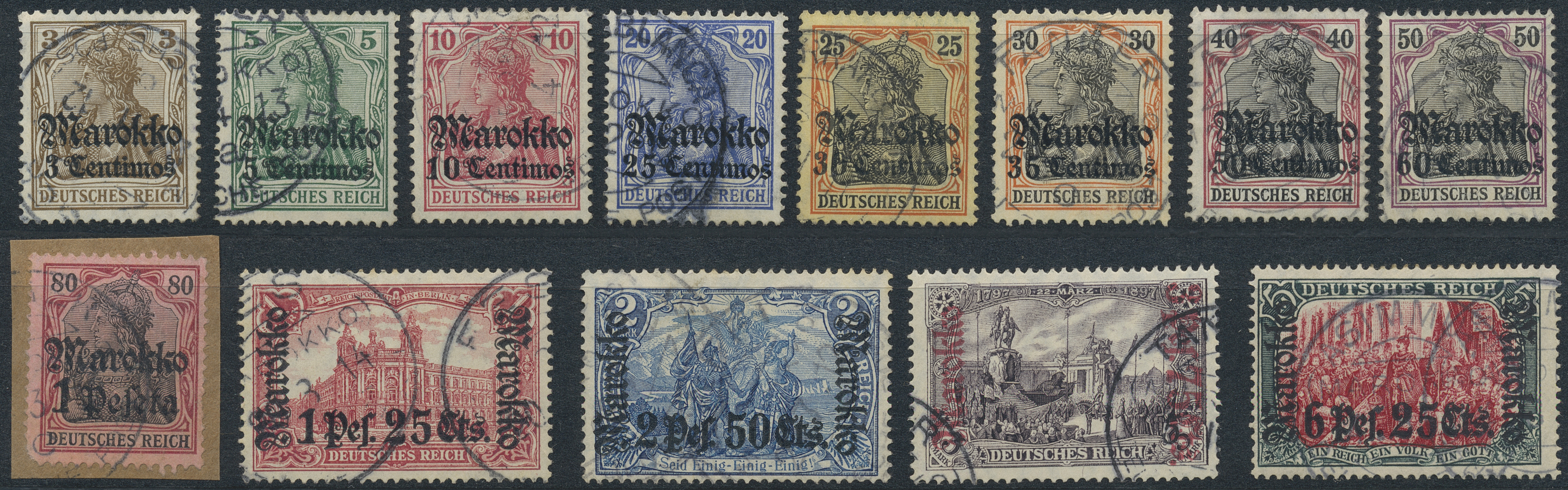 Lot 37234 - deutsche kolonien  -  Auktionshaus Christoph Gärtner GmbH & Co. KG Collections Germany,  Collections Supplement, Surprise boxes #39 Day 7