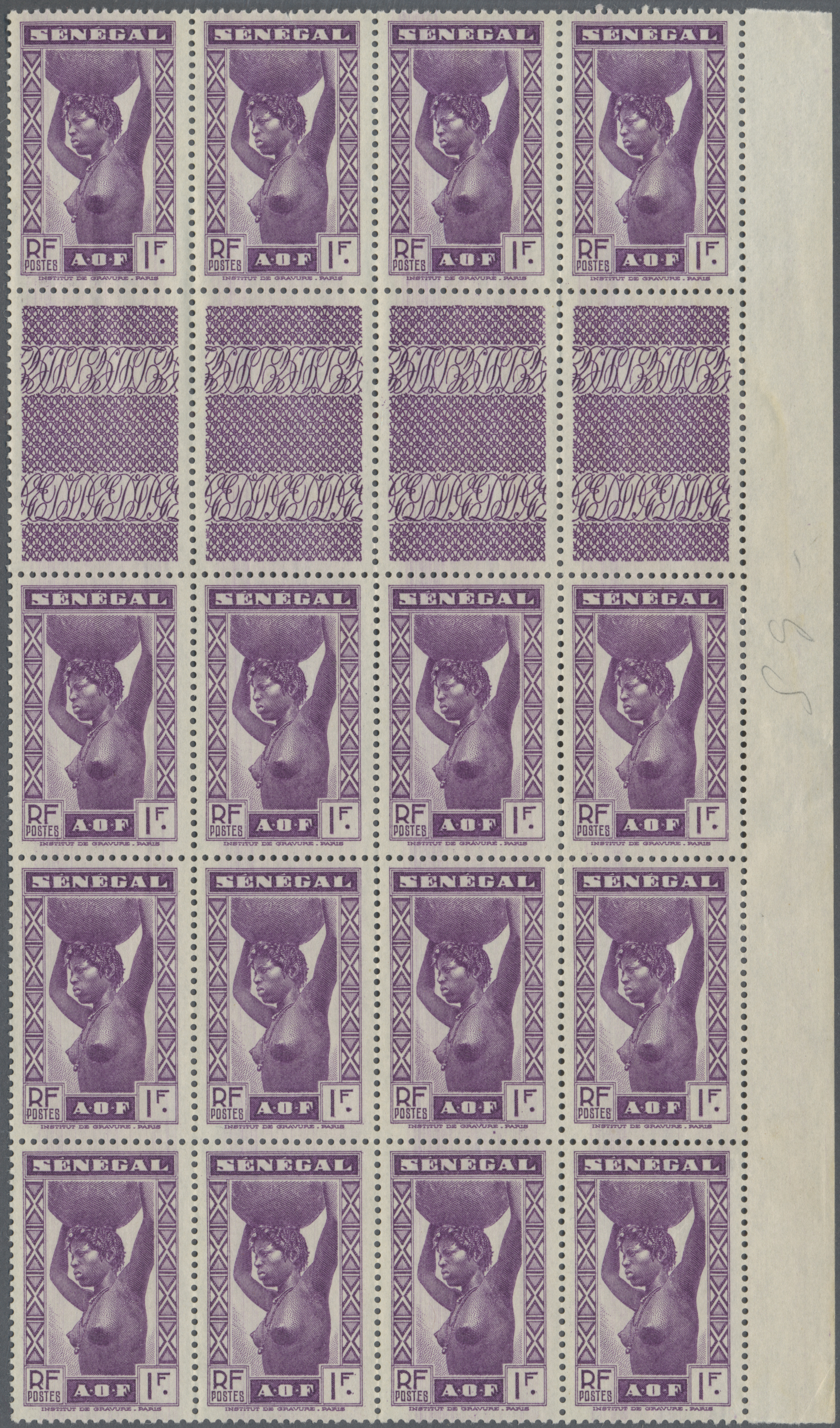 Lot 26896 - senegal  -  Auktionshaus Christoph Gärtner GmbH & Co. KG Sale #46 Gollcetions Germany - including the suplement