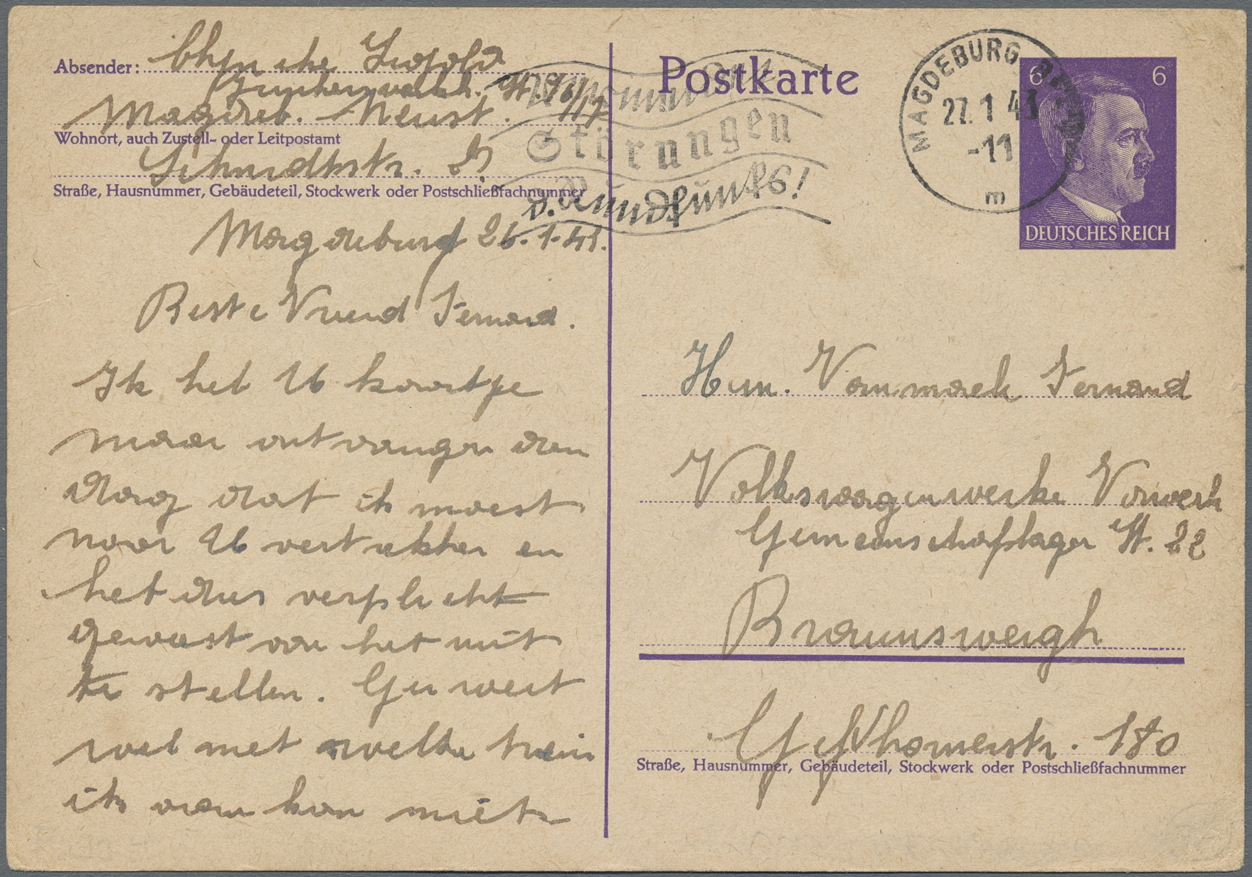 Lot 23981 - kz-post  -  Auktionshaus Christoph Gärtner GmbH & Co. KG Sale #44 Germany, Picture Post cards