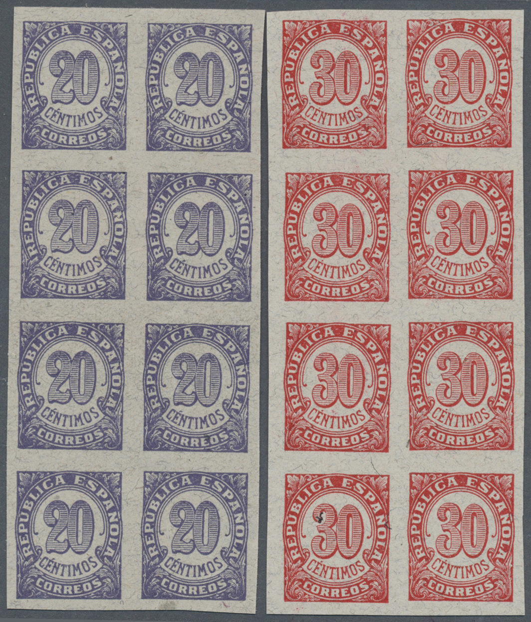 Lot 19227 - spanien  -  Auktionshaus Christoph Gärtner GmbH & Co. KG Sale #48 collections Overseas  Airmail / Ship mail & Thematics