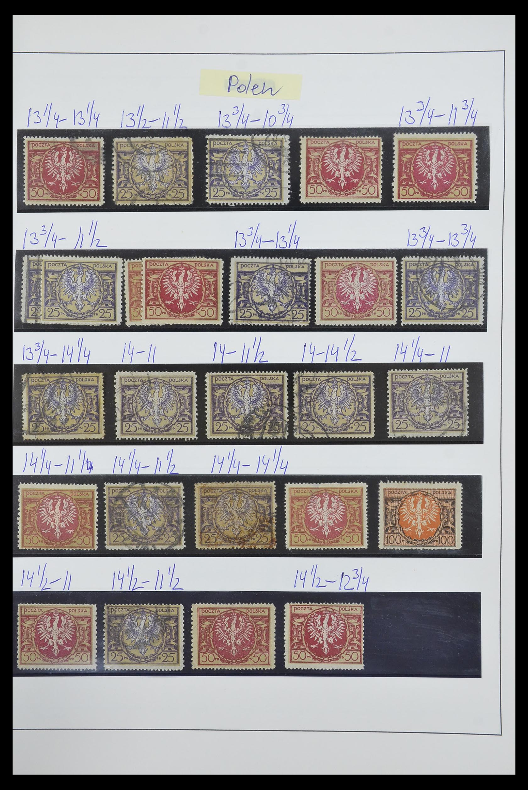 Lot 19137 - polen  -  Auktionshaus Christoph Gärtner GmbH & Co. KG 50th Auction Anniversary Auction - Day 5