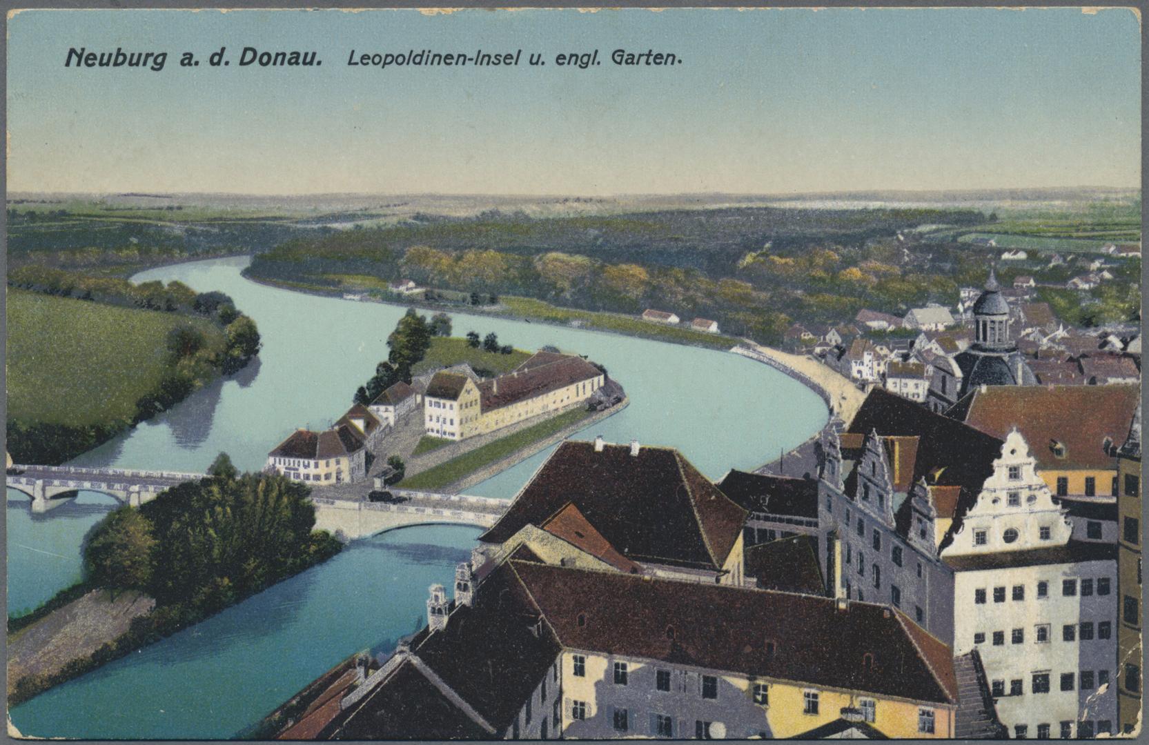 Lot 26469 - Ansichtskarten: Deutschland  -  Auktionshaus Christoph Gärtner GmbH & Co. KG Single lots Germany + Picture Postcards. Auction #39 Day 5