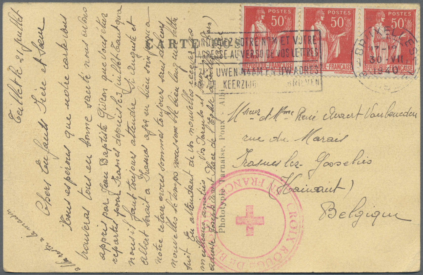 Lot 37640 - kriegsgefangenen-lagerpost  -  Auktionshaus Christoph Gärtner GmbH & Co. KG Collections Germany,  Collections Supplement, Surprise boxes #39 Day 7