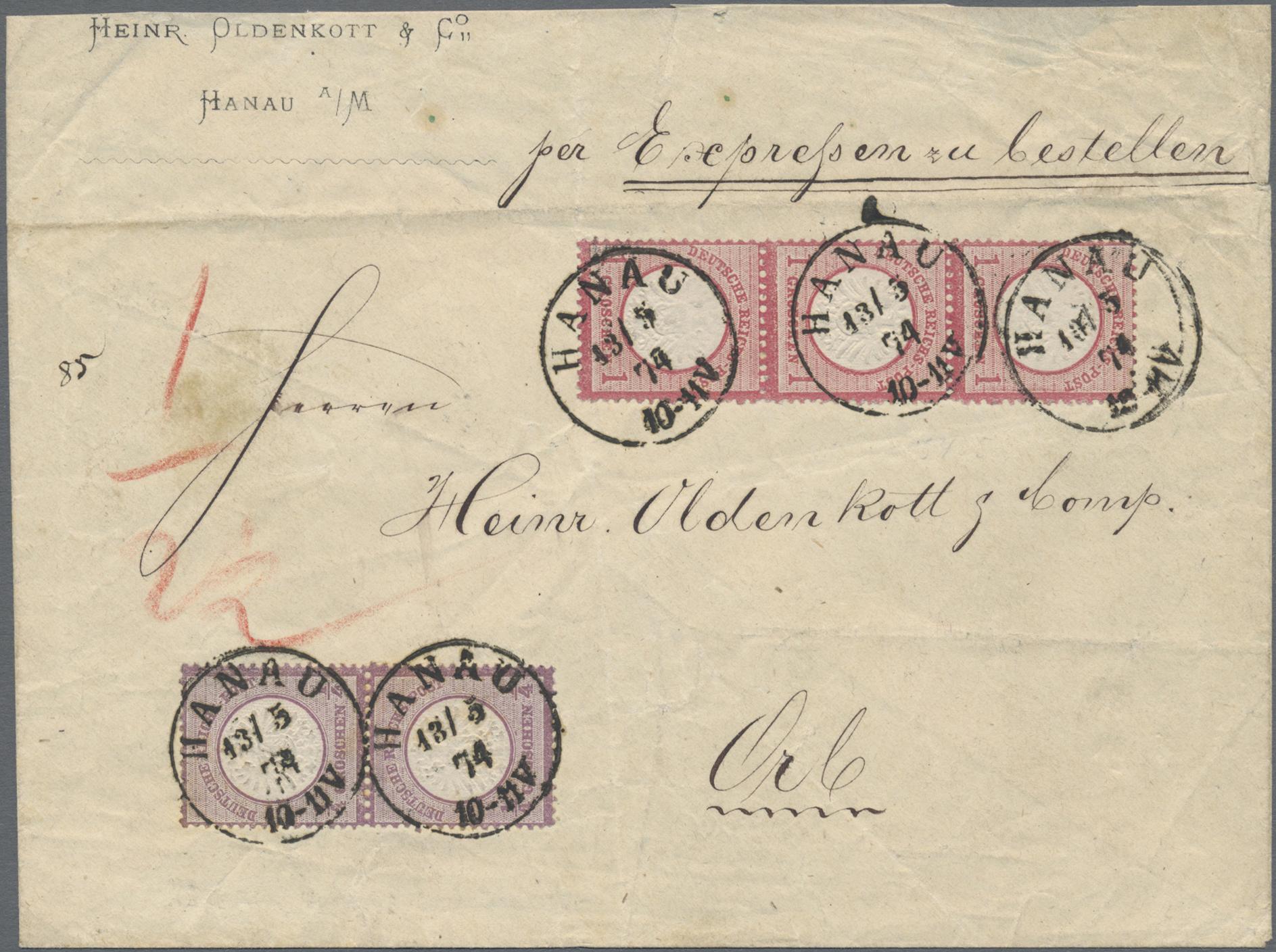 Lot 21282 - Deutsches Reich - Brustschild  -  Auktionshaus Christoph Gärtner GmbH & Co. KG Sale #44 Germany, Picture Post cards