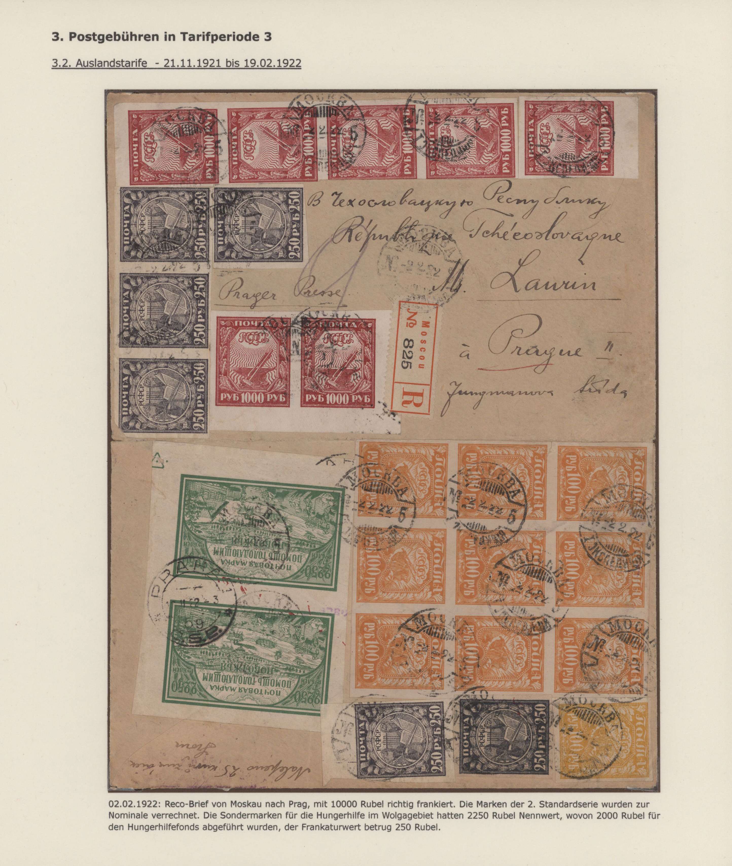 Lot 25610 - sowjetunion  -  Auktionshaus Christoph Gärtner GmbH & Co. KG Sale #46 Collections Worldwide