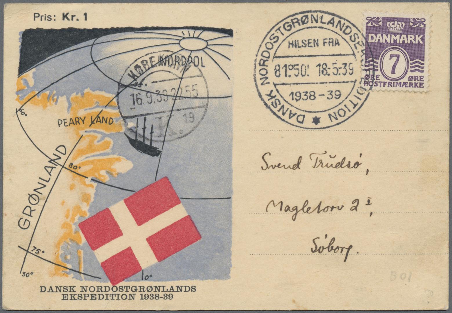 Lot 11106 - Dänemark - Grönland  -  Auktionshaus Christoph Gärtner GmbH & Co. KG 51th Auction - Day 4