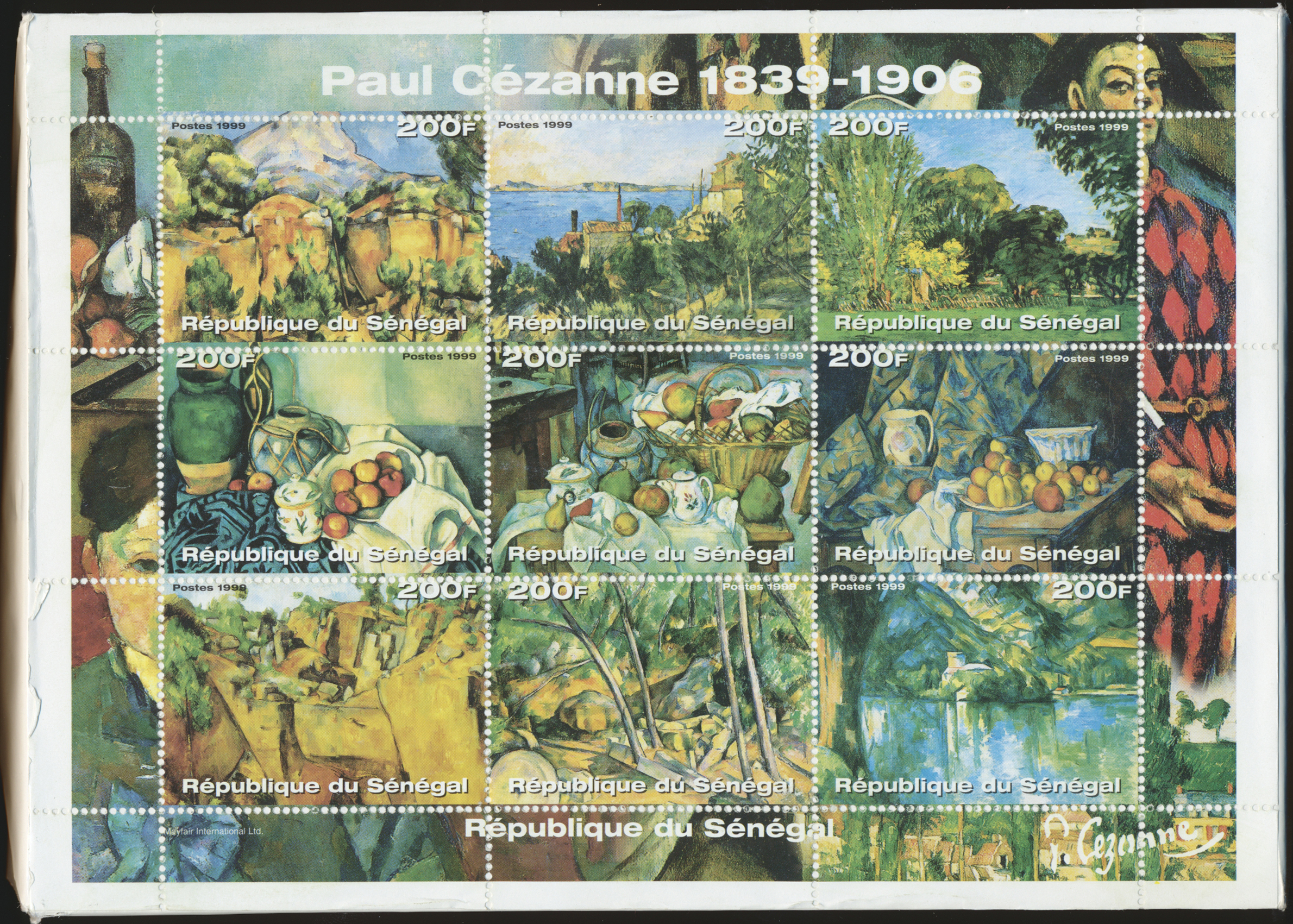 Lot 06201 - thematische philatelie  -  Auktionshaus Christoph Gärtner GmbH & Co. KG Special Auction 26.- 28. May 2020 Day 3 Collections - Thematics and Picture Post Cards