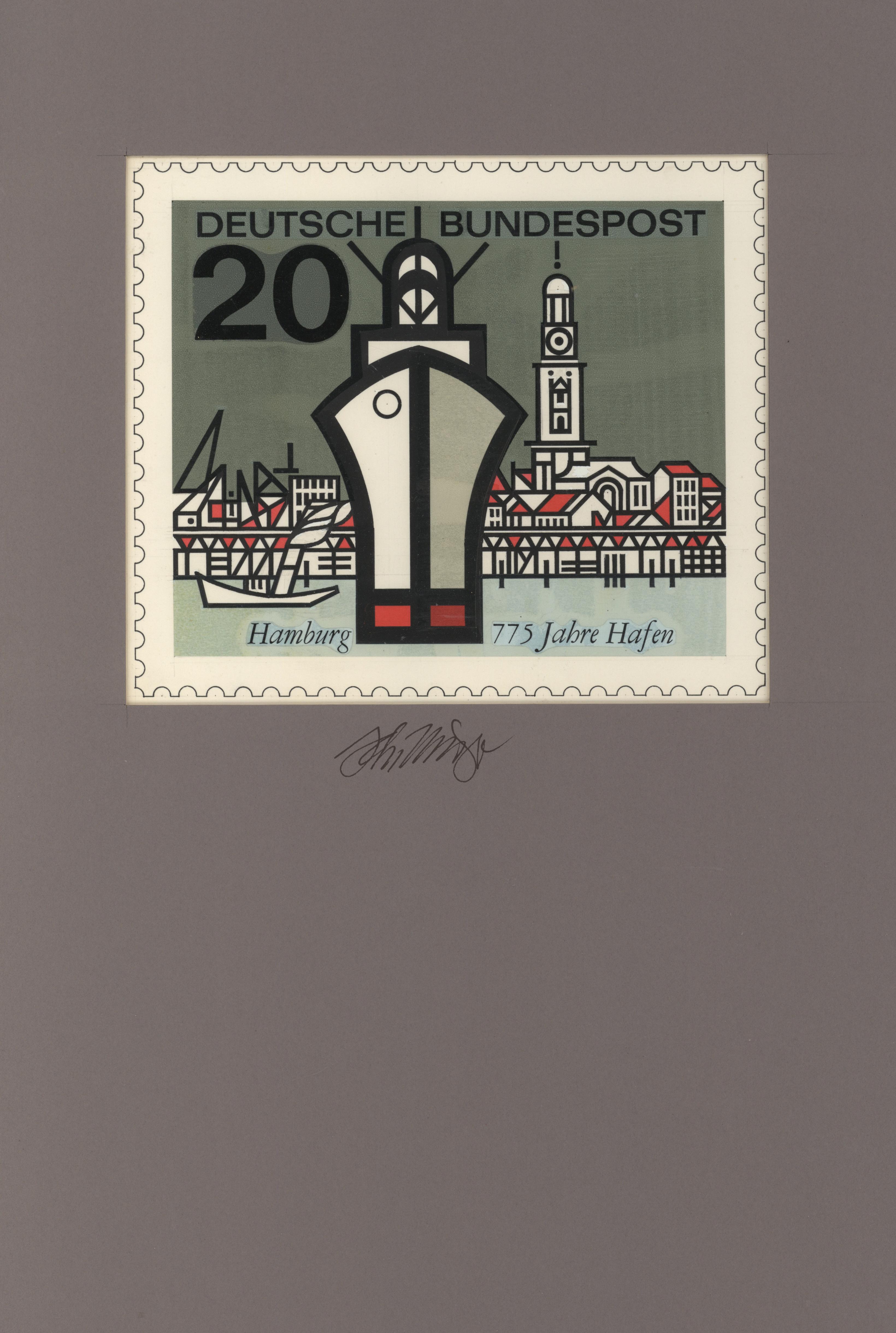 Lot 37713 - Bundesrepublik - Besonderheiten  -  Auktionshaus Christoph Gärtner GmbH & Co. KG Sale #44 Collections Germany