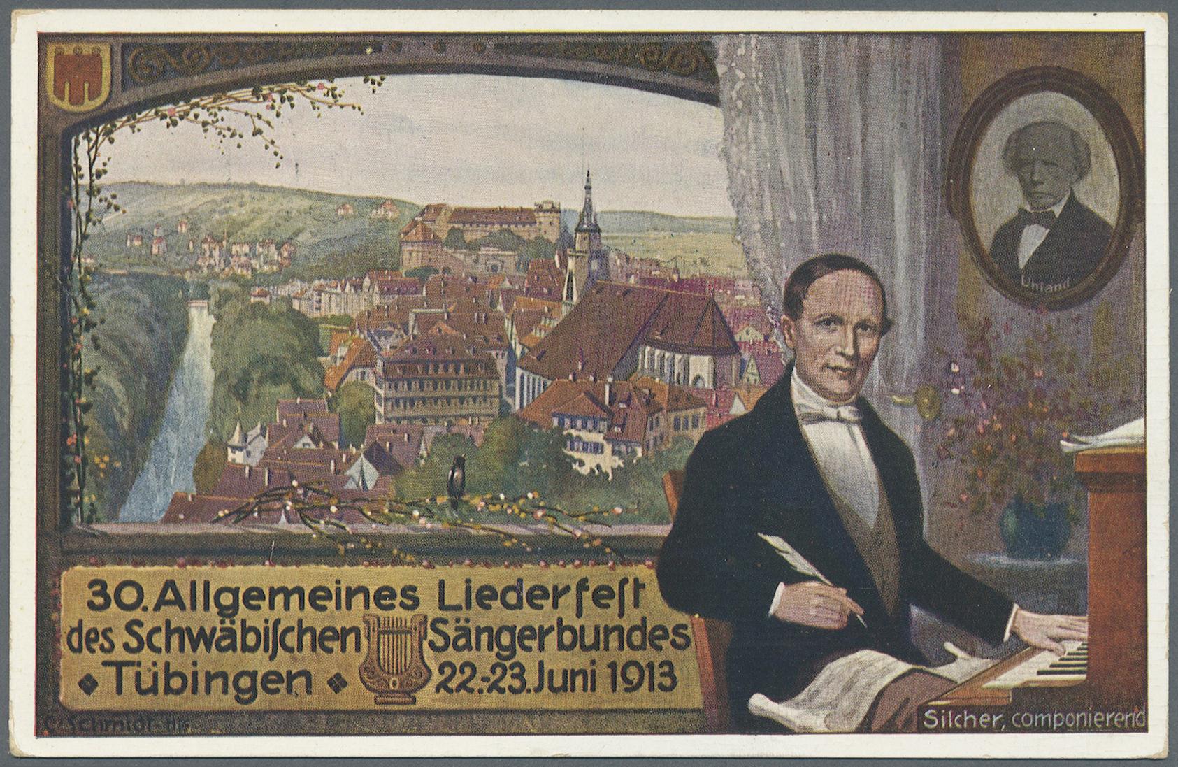 Lot 37132 - Deutsches Reich - Privatganzsachen  -  Auktionshaus Christoph Gärtner GmbH & Co. KG Collections Germany,  Collections Supplement, Surprise boxes #39 Day 7