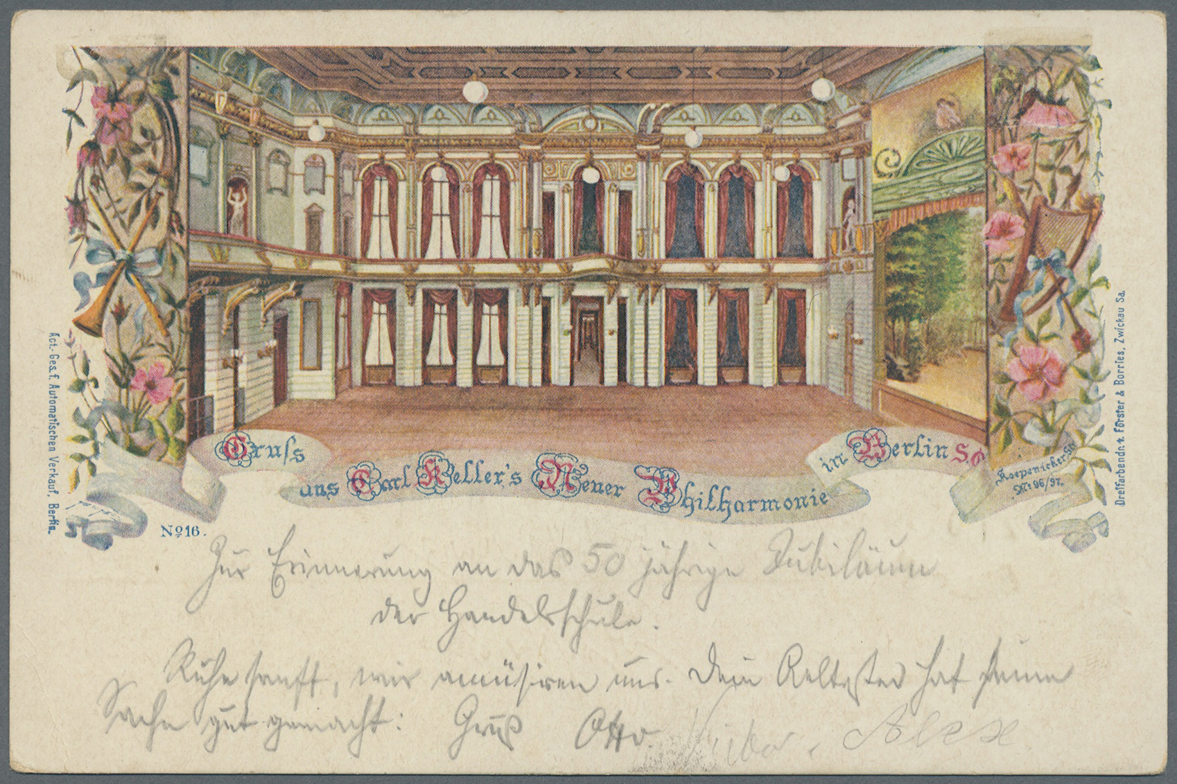 Lot 36841 - Deutsches Reich - Privatganzsachen  -  Auktionshaus Christoph Gärtner GmbH & Co. KG Sale #44 Collections Germany