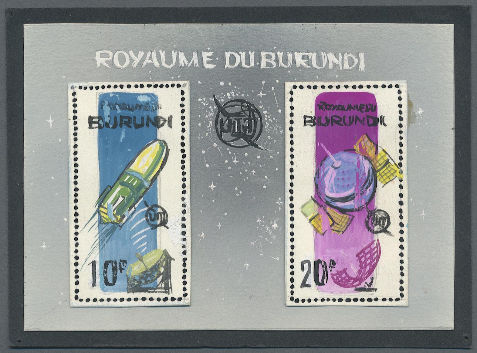 Lot 06473 - thematik: raumfahrt / astronautics  -  Auktionshaus Christoph Gärtner GmbH & Co. KG Sale #48 The Single Lots Philatelie