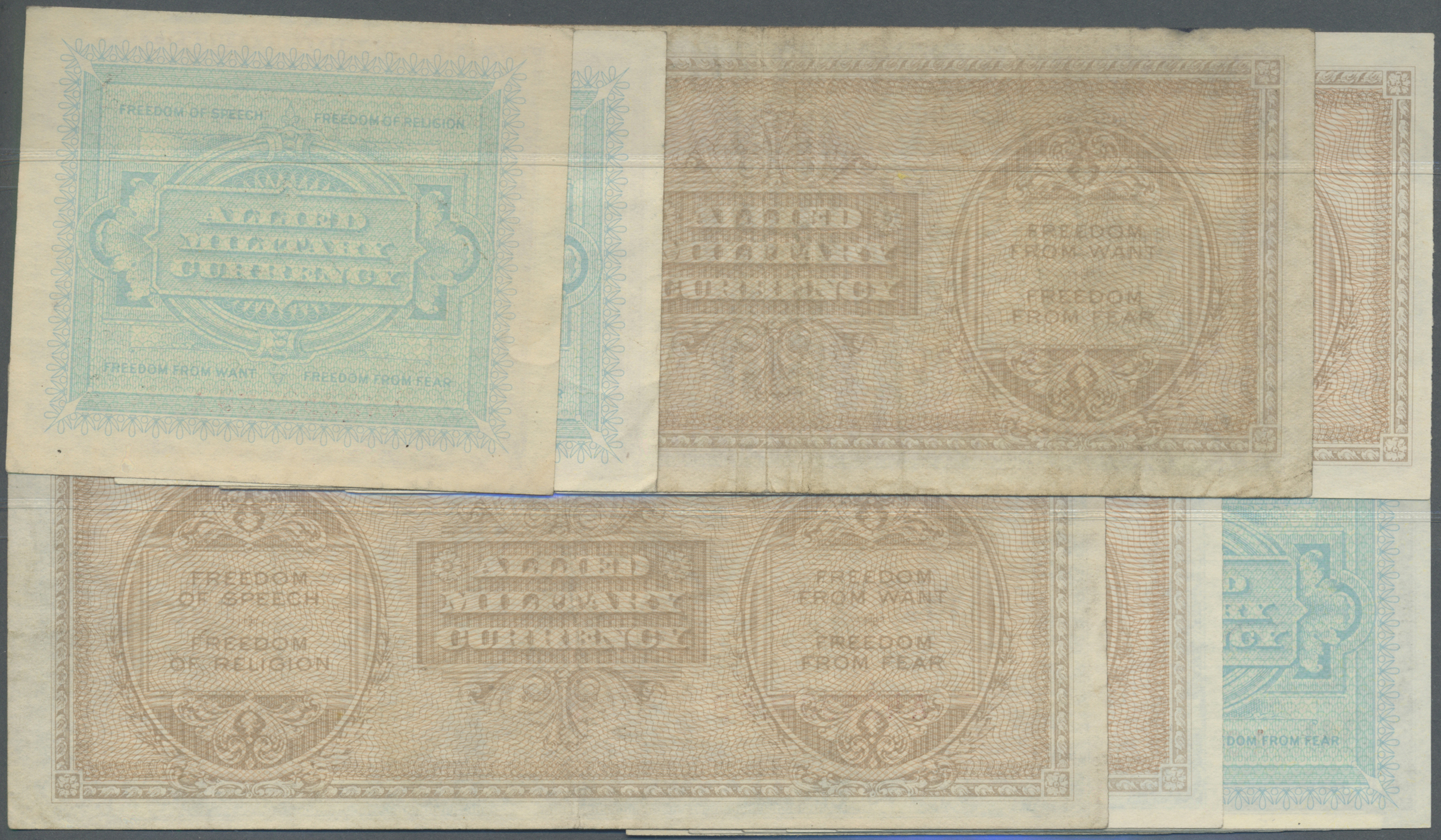 Lot 00462 - Italy / Italien | Banknoten  -  Auktionshaus Christoph Gärtner GmbH & Co. KG Sale #48 The Banknotes
