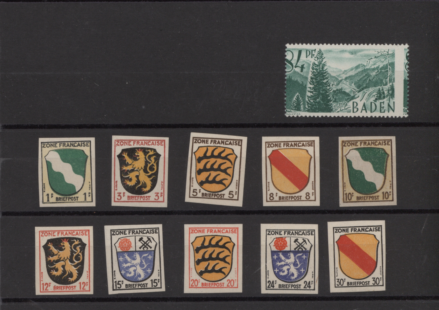 Lot 26108 - nachlässe  -  Auktionshaus Christoph Gärtner GmbH & Co. KG Sale #46 Gollcetions Germany - including the suplement
