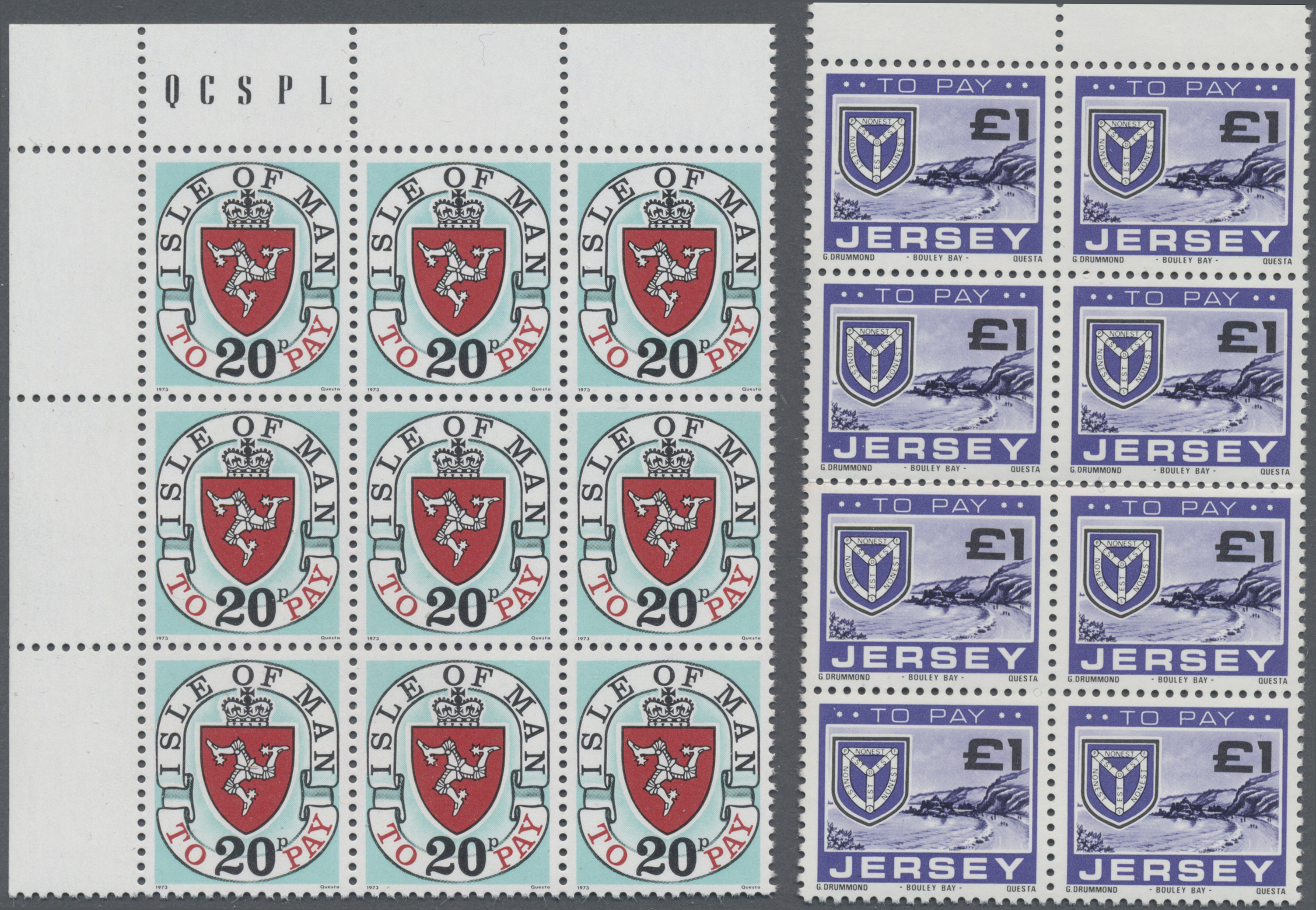 Lot 17097 - großbritannien  -  Auktionshaus Christoph Gärtner GmbH & Co. KG Sale #48 collections Overseas  Airmail / Ship mail & Thematics