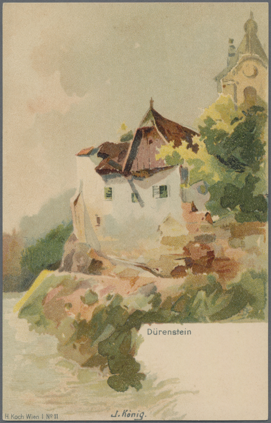 Lot 04146 - Ansichtskarten: Österreich  -  Auktionshaus Christoph Gärtner GmbH & Co. KG Sale #48 The Coins & The Picture Post Cards