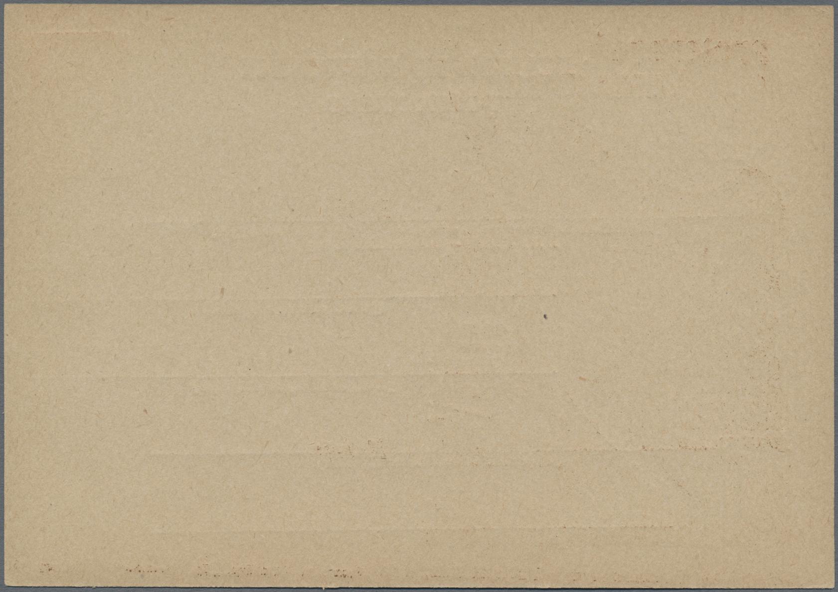 Lot 09941 - Sowjetunion - Ganzsachen  -  Auktionshaus Christoph Gärtner GmbH & Co. KG Sale #48 The Single Lots Philatelie