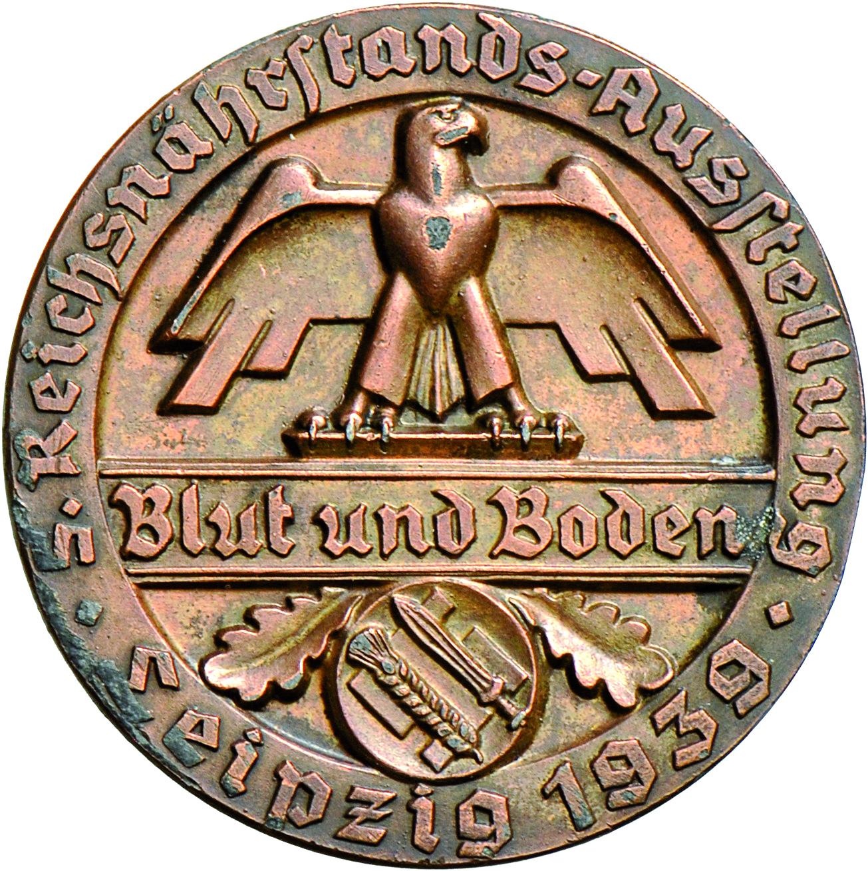 Lot 4574 - Medaillen Deutschland | Münzen  -  Auktionshaus Christoph Gärtner GmbH & Co. KG Banknotes & Coins Auction #39 Day 2