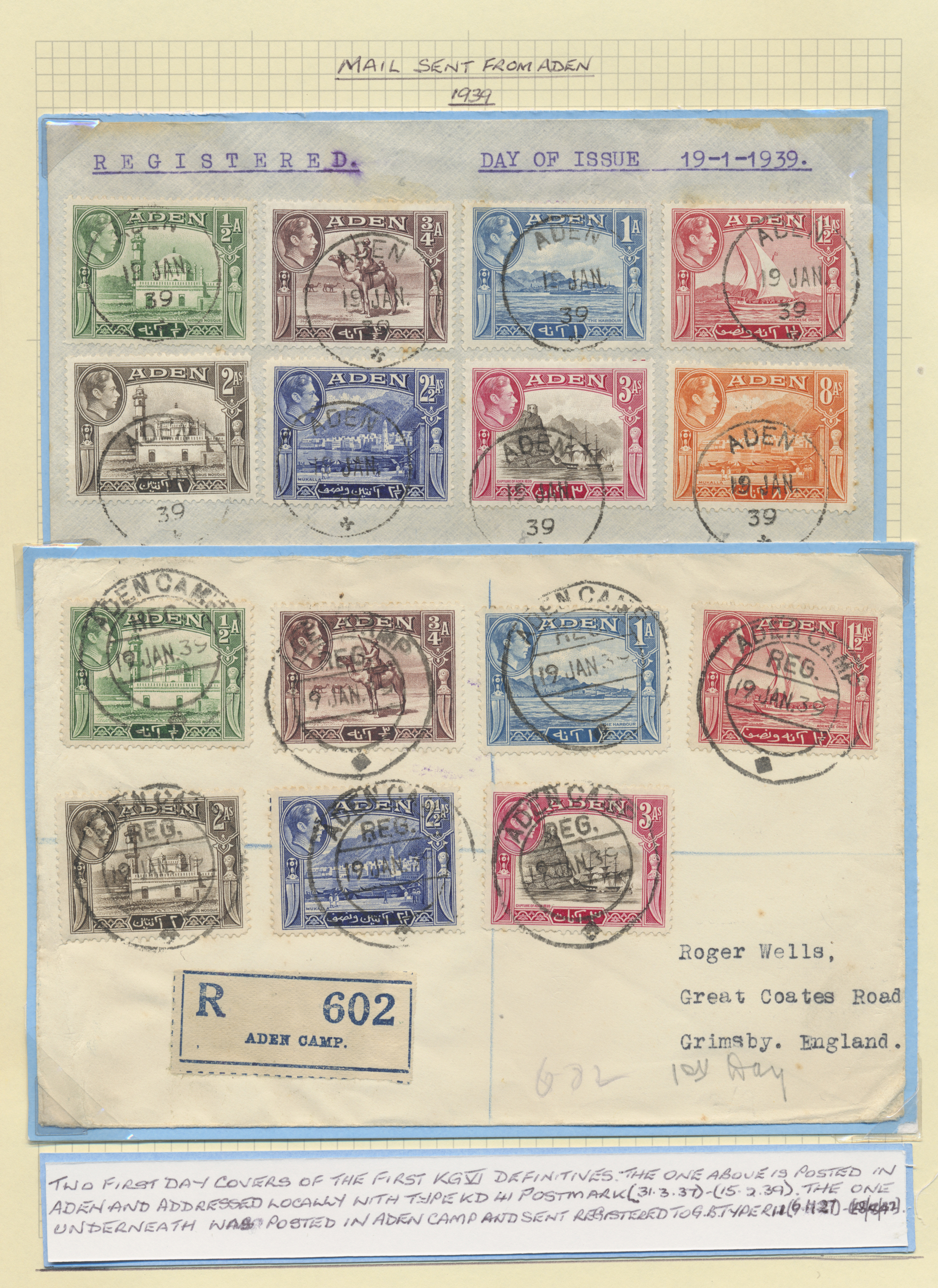 Lot 00004 - aden  -  Auktionshaus Christoph Gärtner GmbH & Co. KG Special Auction 26.- 28. May 2020 Day 1 Collections Part 1