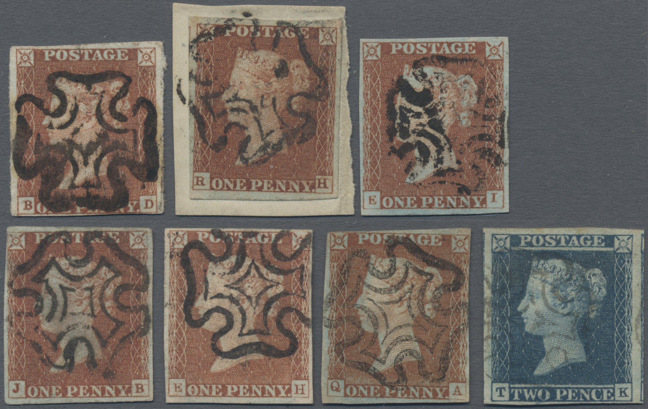 Lot 13782 - großbritannien  -  Auktionshaus Christoph Gärtner GmbH & Co. KG Sale #47 Single lots: Asia, Thematics, Overseas, Europe