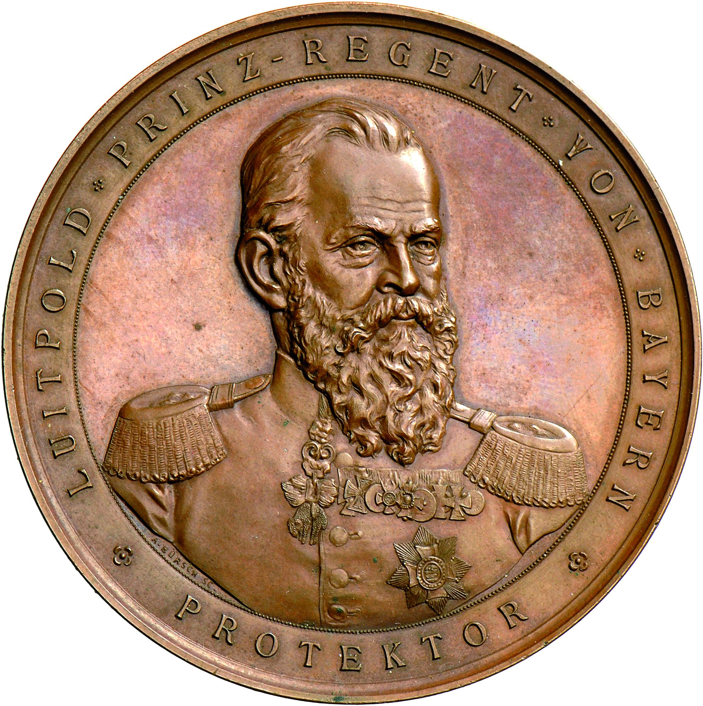 Lot 4571 - Medaillen Deutschland   Münzen  -  Auktionshaus Christoph Gärtner GmbH & Co. KG Banknotes & Coins Auction #39 Day 2