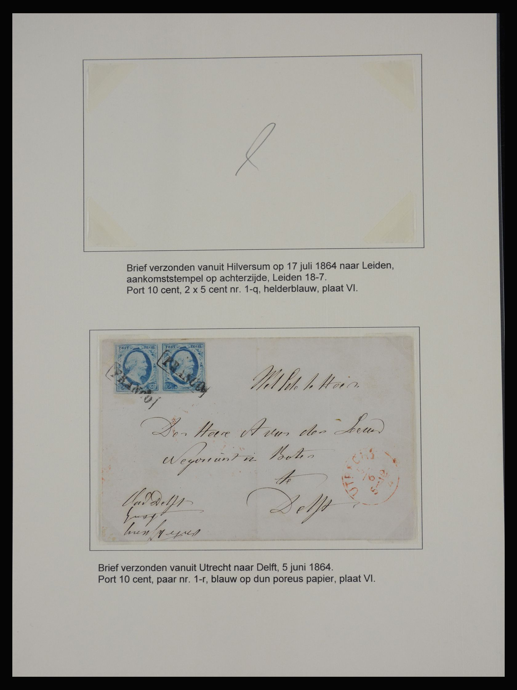 Stamp Auction Niederlande Sale 43 Asia Collections