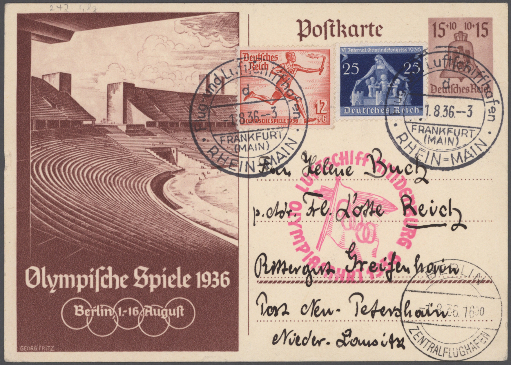 Lot 28556 - Deutsches Reich - 3. Reich  -  Auktionshaus Christoph Gärtner GmbH & Co. KG Sale #46 Gollcetions Germany - including the suplement