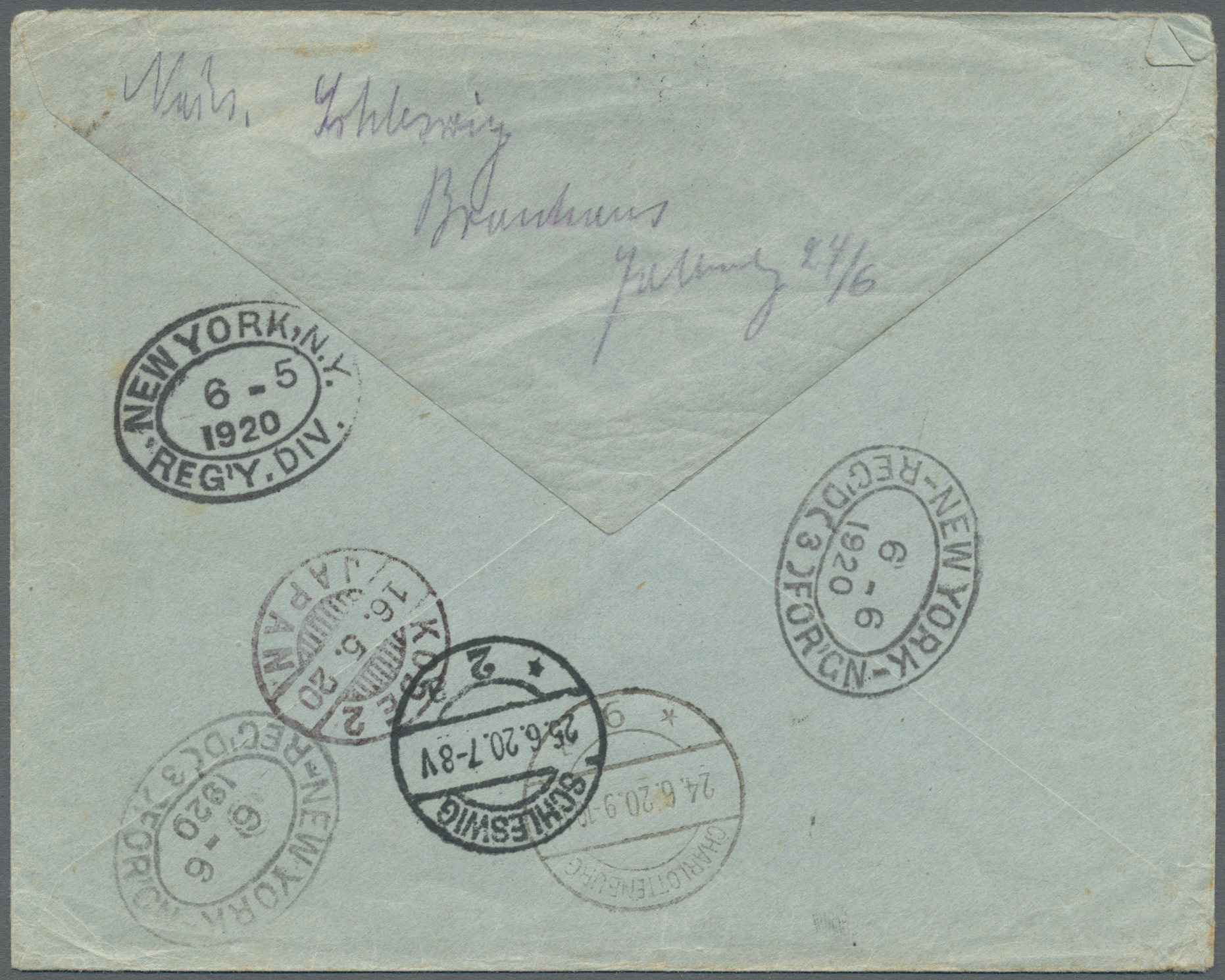 Lot 6577 - japanische post in china  -  Auktionshaus Christoph Gärtner GmbH & Co. KG Philately: ASIA single lots including Special Catalog Malaya Auction #39 Day 3