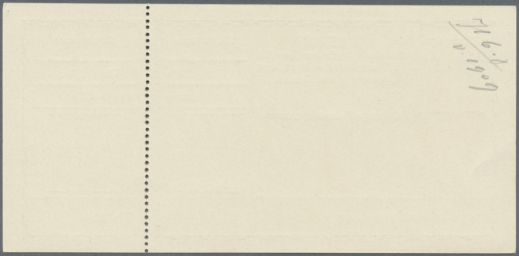 Lot 18239 - österreich - ganzsachen  -  Auktionshaus Christoph Gärtner GmbH & Co. KG Single lots Philately Overseas & Europe. Auction #39 Day 4