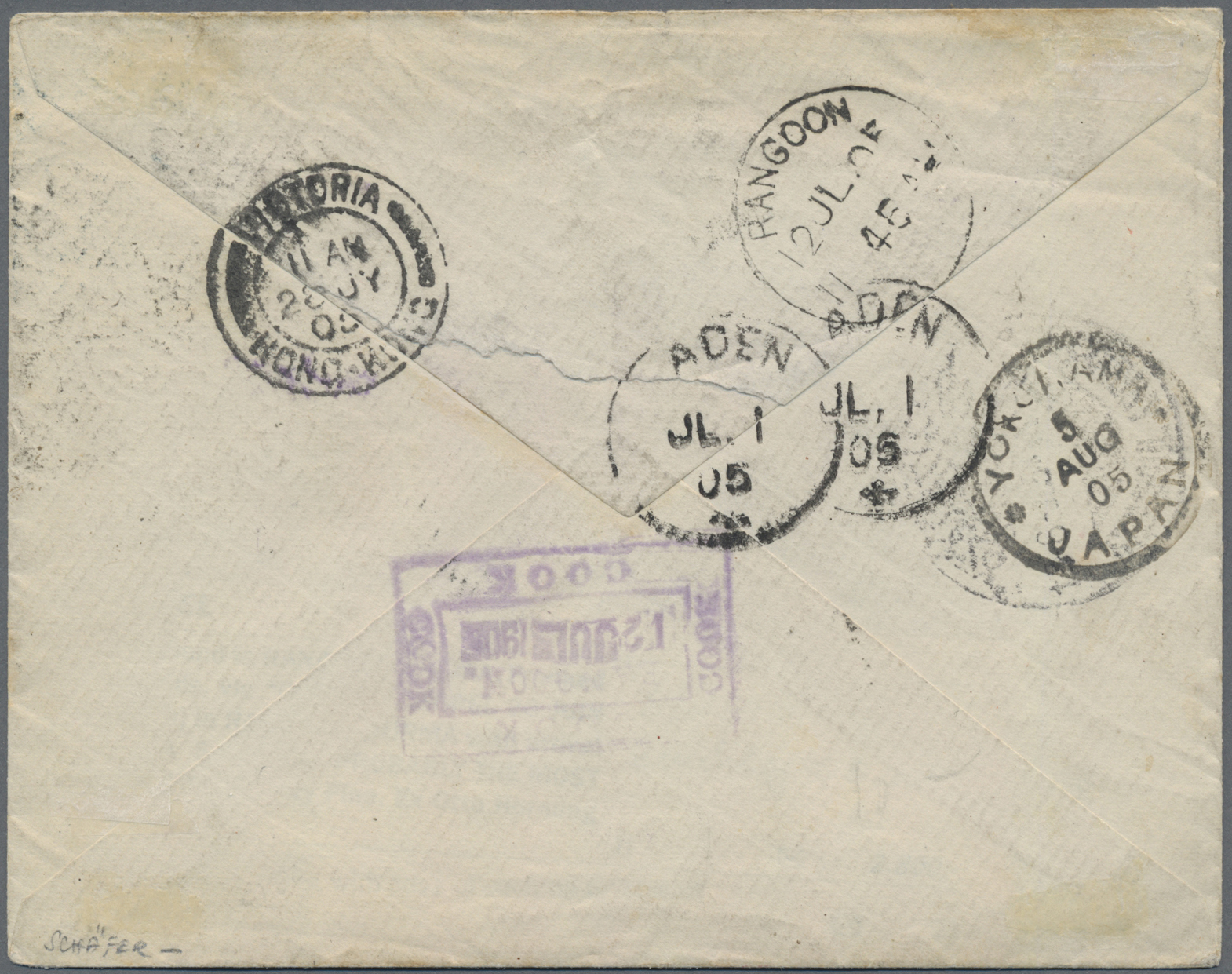 Lot 06231 - Armenien - Stempel  -  Auktionshaus Christoph Gärtner GmbH & Co. KG Sale #46 Single lots Asia, Thematics, Overseas, Europe …