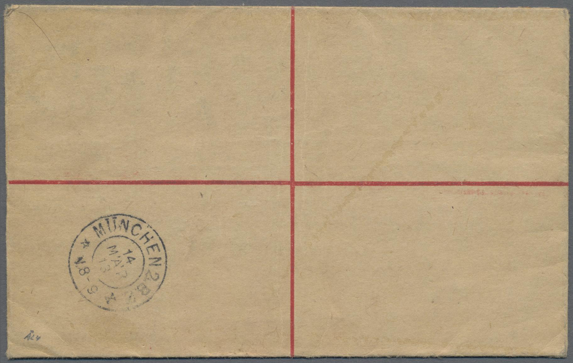 Lot 03125 - Queensland - Ganzsachen  -  Auktionshaus Christoph Gärtner GmbH & Co. KG Sale #49 Special catalogue Australia, USA – Wells Fargo