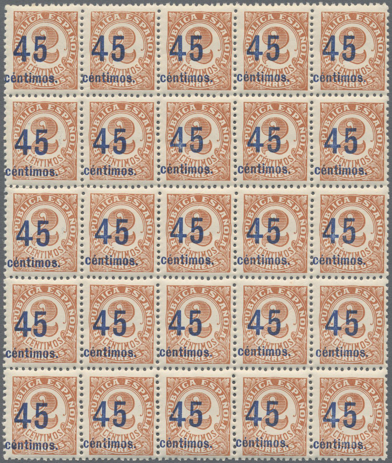 Lot 35066 - spanien  -  Auktionshaus Christoph Gärtner GmbH & Co. KG Sale #44 Collections Germany