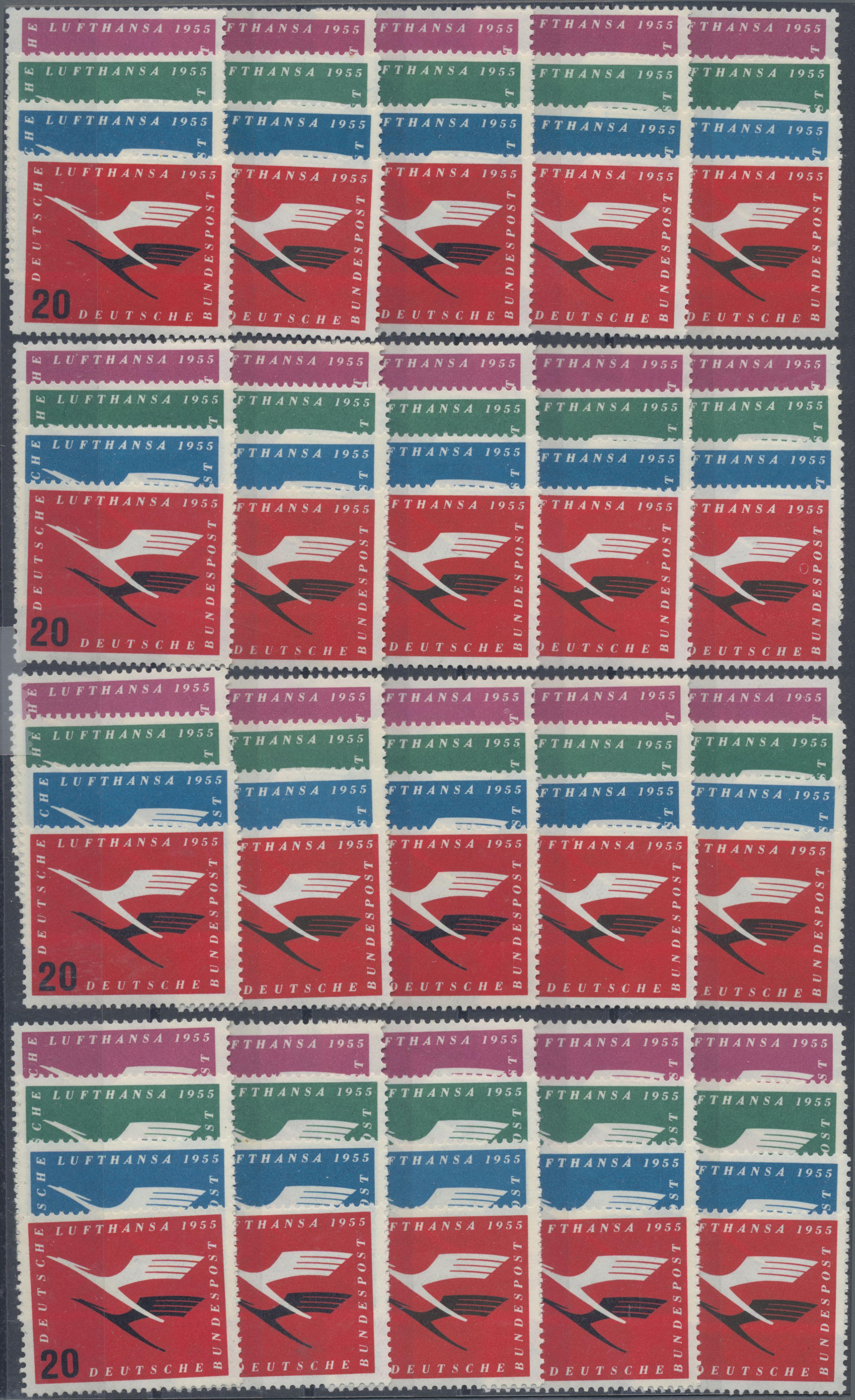 Lot 37633 - bundesrepublik deutschland  -  Auktionshaus Christoph Gärtner GmbH & Co. KG Sale #44 Collections Germany