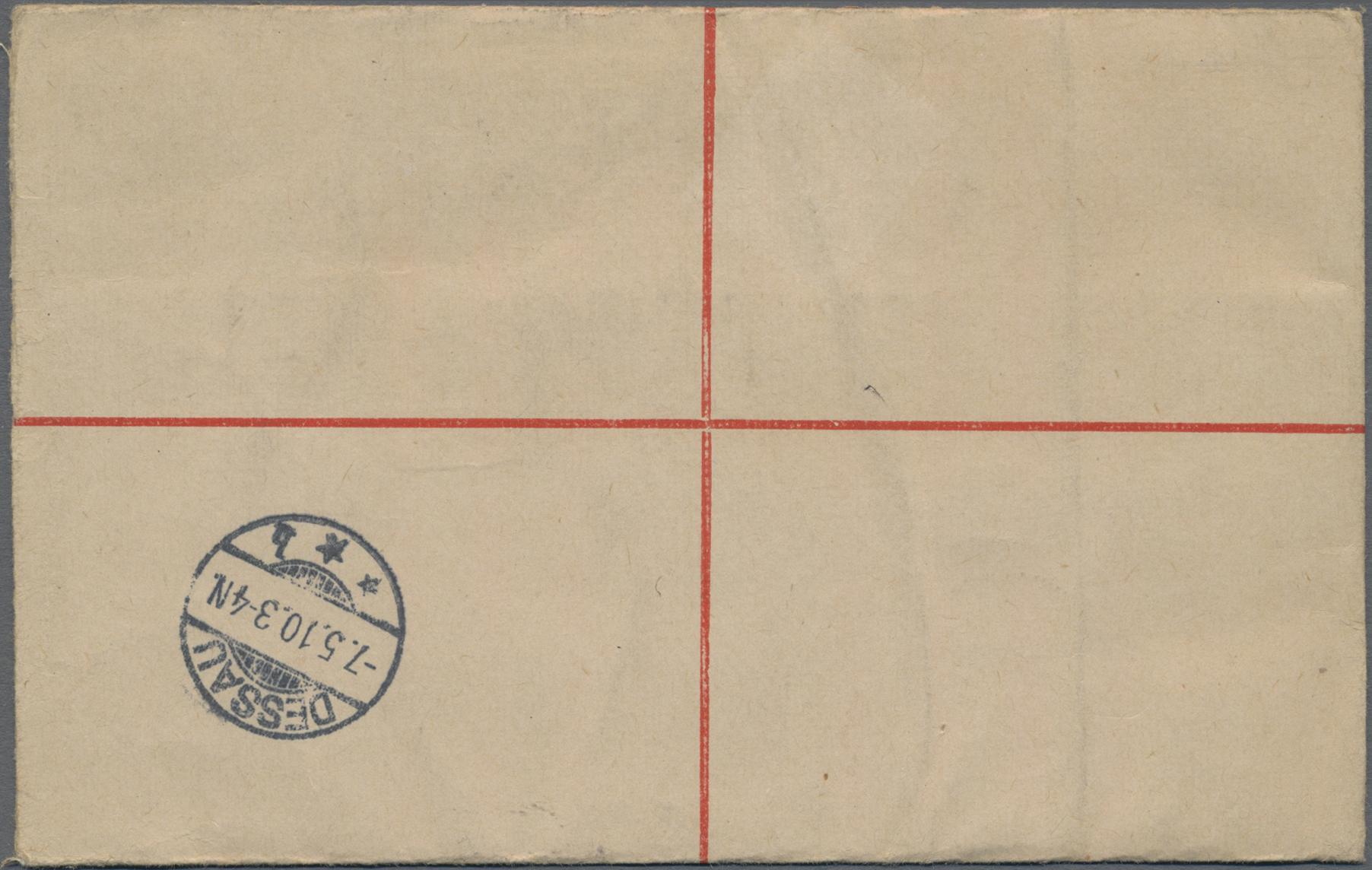 Lot 03123 - Queensland - Ganzsachen  -  Auktionshaus Christoph Gärtner GmbH & Co. KG Sale #49 Special catalogue Australia, USA – Wells Fargo