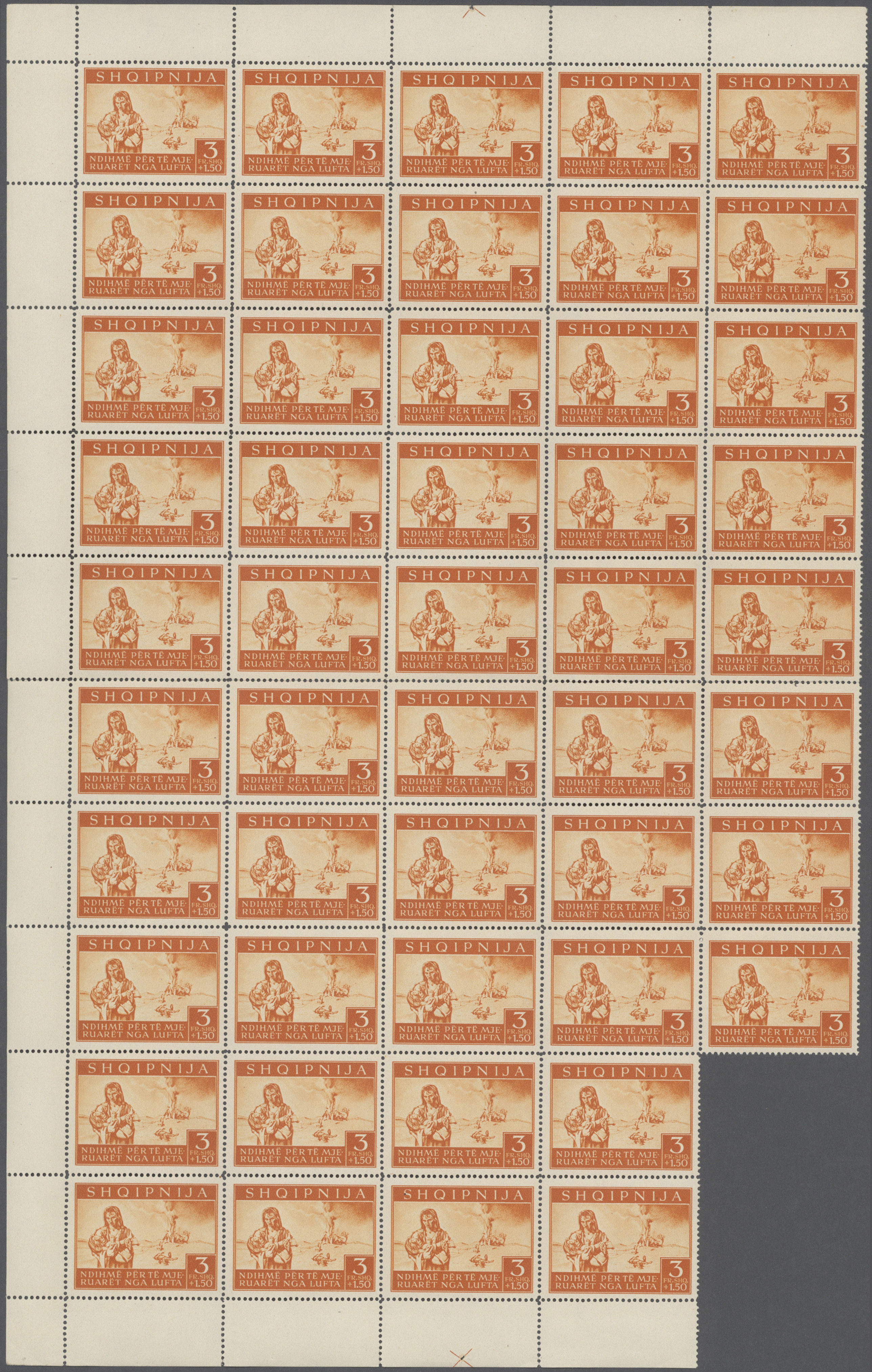 Lot 37094 - Dt. Besetzung II WK - Albanien  -  Auktionshaus Christoph Gärtner GmbH & Co. KG Sale #44 Collections Germany